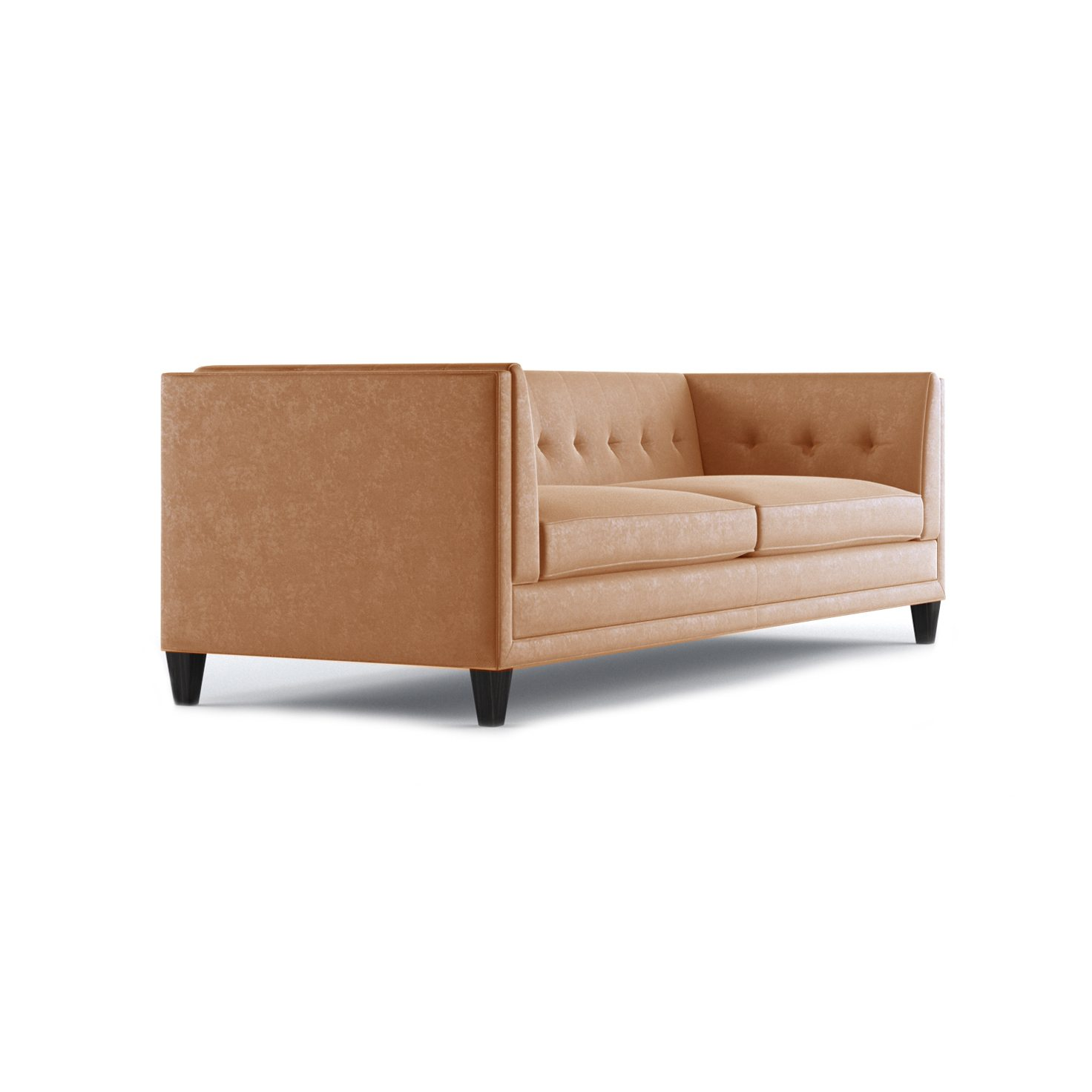 Coltrane Three and a Half Seater Sofa by Bonham & Bonham Burnt Orange 11
