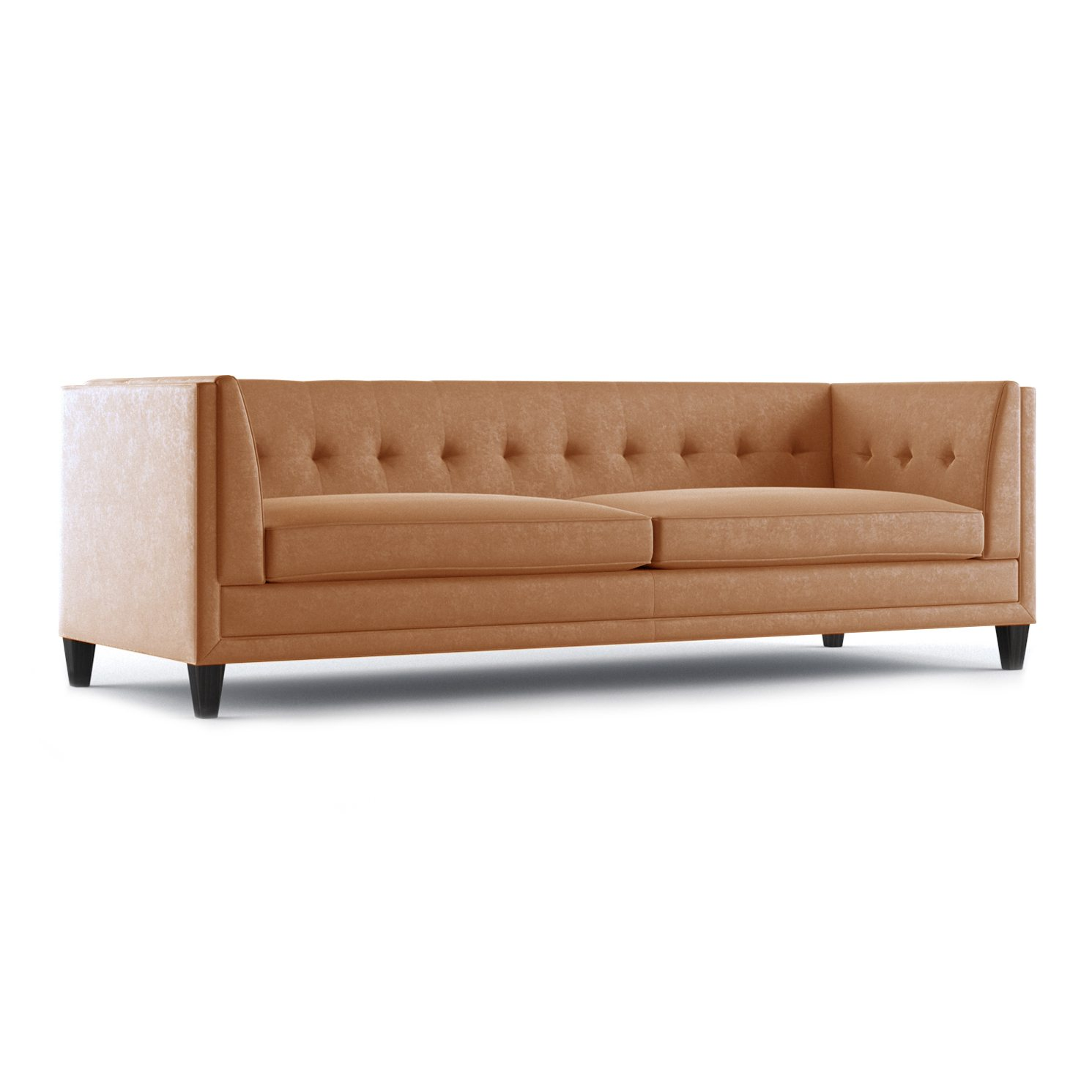 Coltrane Three and a Half Seater Sofa by Bonham & Bonham Burnt Orange 12