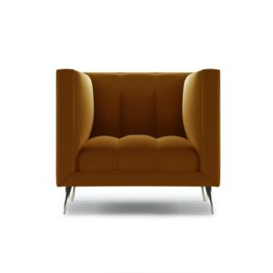 Connick Lounge Chair by Bonham & Bonham