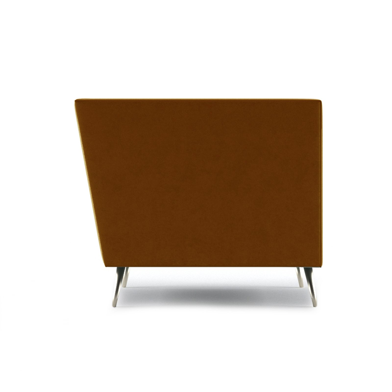 Connick Armchair by Bonham & Bonham Dark Tangerine 10