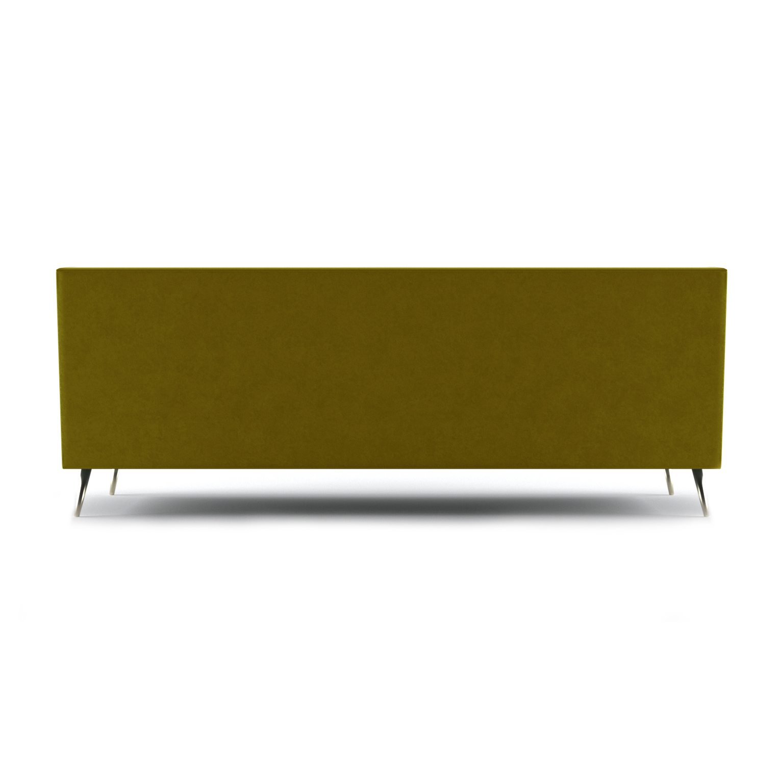 Connick Three and a Half Seater Sofa by Bonham & Bonham Gold 07