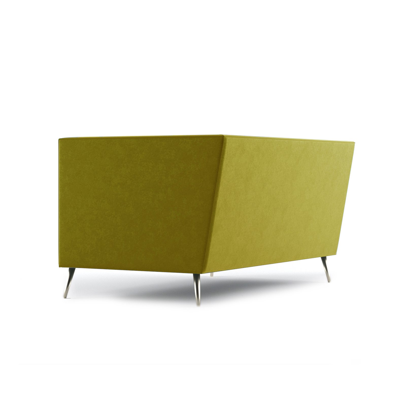 Connick Two Seater Sofa by Bonham & Bonham Gold 05
