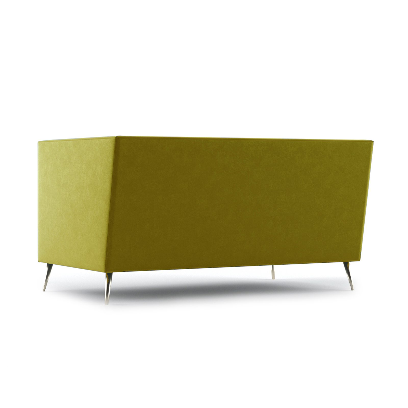 Connick Two Seater Sofa by Bonham & Bonham Gold 06