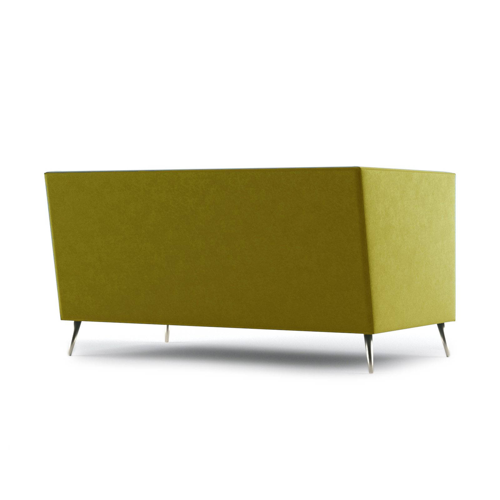 Connick Two Seater Sofa by Bonham & Bonham Gold 08
