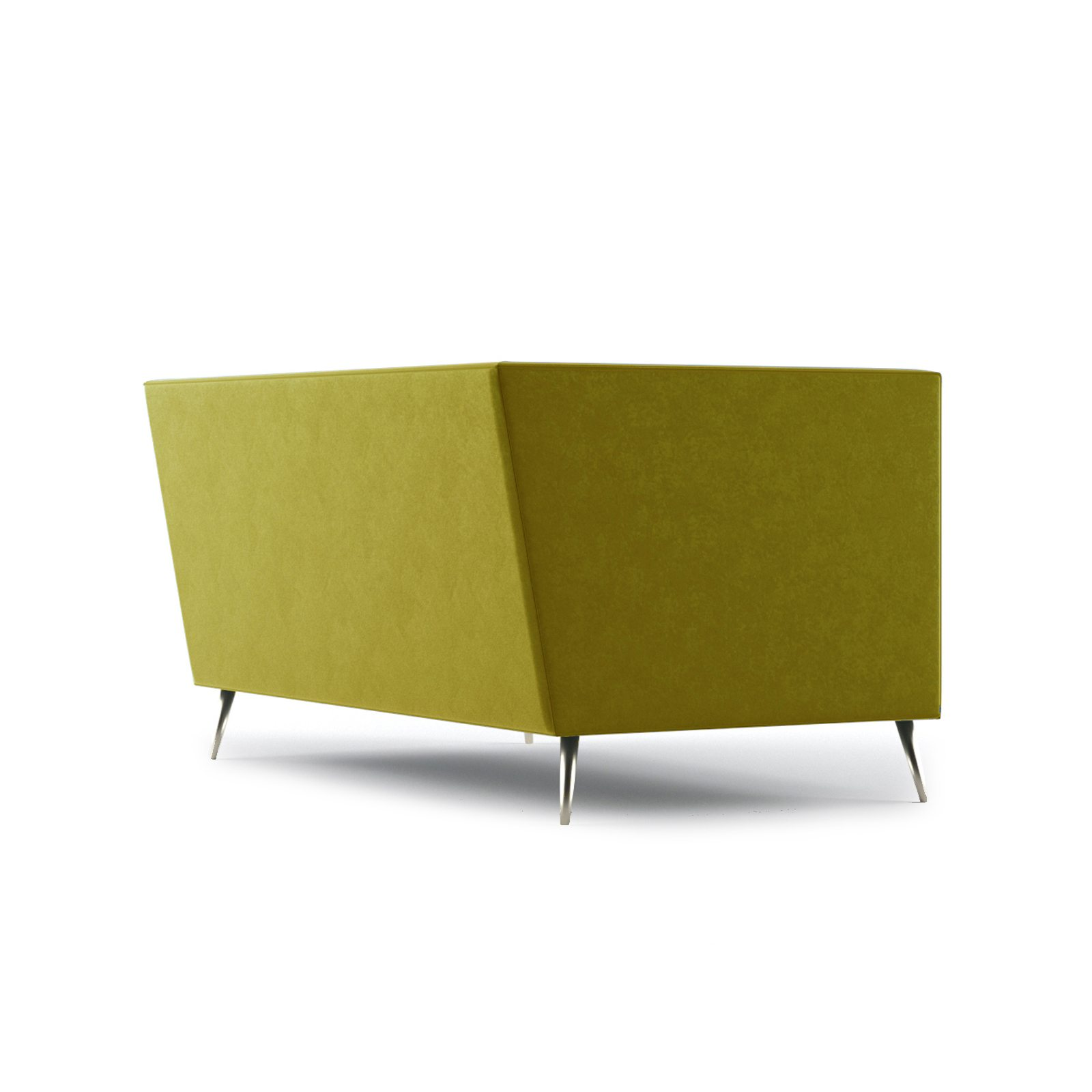 Connick Two Seater Sofa by Bonham & Bonham Gold 09