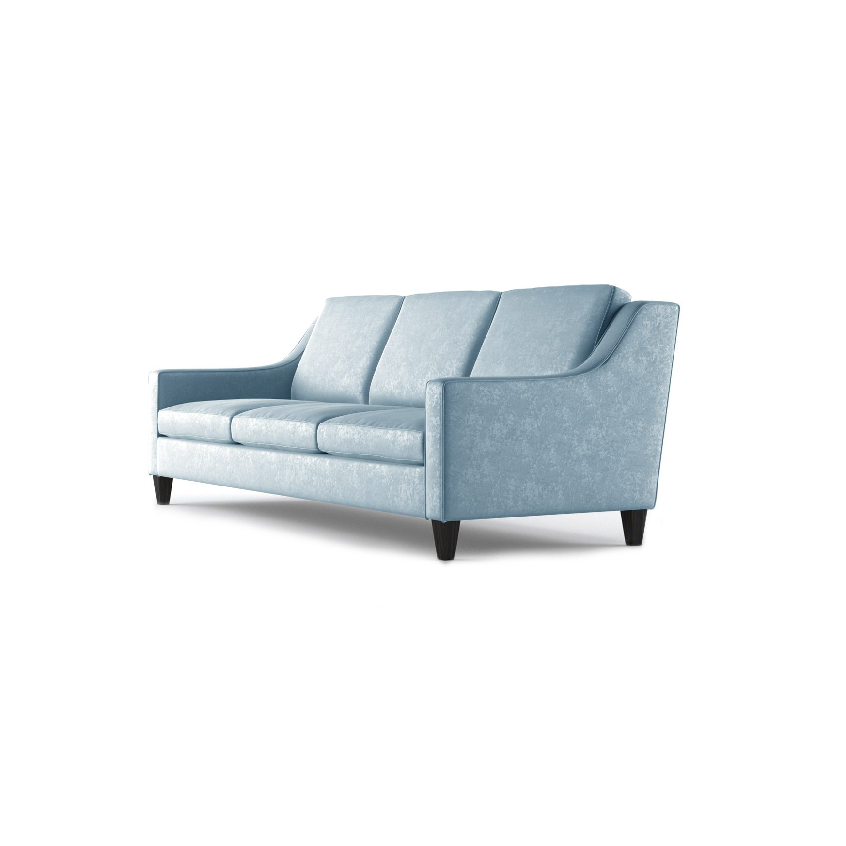 Fitzgerald Three and a Half Seater Sofa by Bonham & Bonham Sky 03