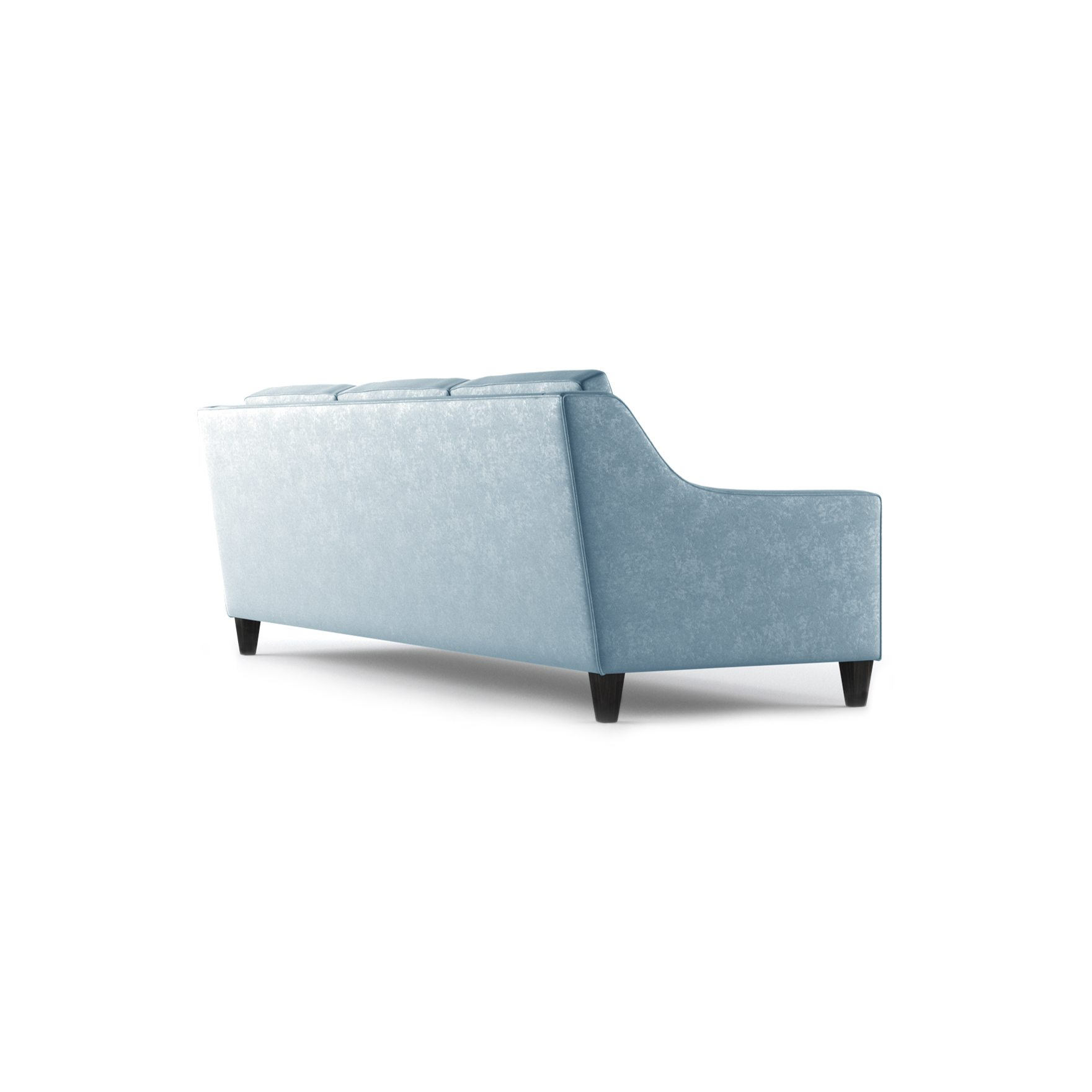 Fitzgerald Three and a Half Seater Sofa by Bonham & Bonham Sky 09