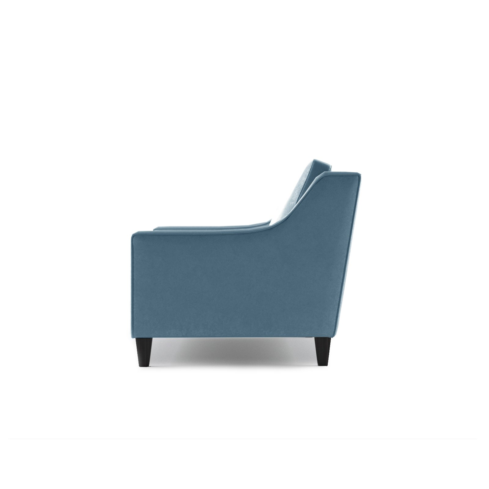 Fitzgerald Two Seater Sofa by Bonham & Bonham Sky 04
