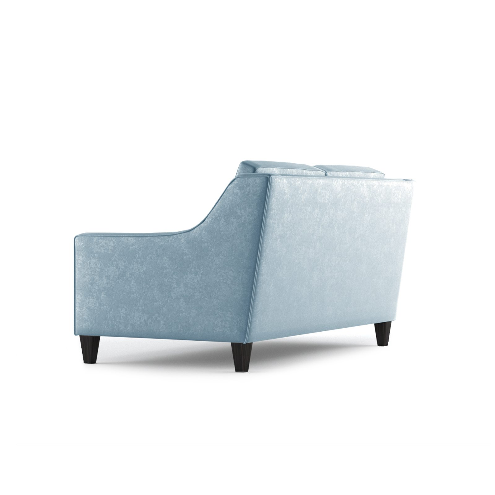 Fitzgerald Two Seater Sofa by Bonham & Bonham Sky 05