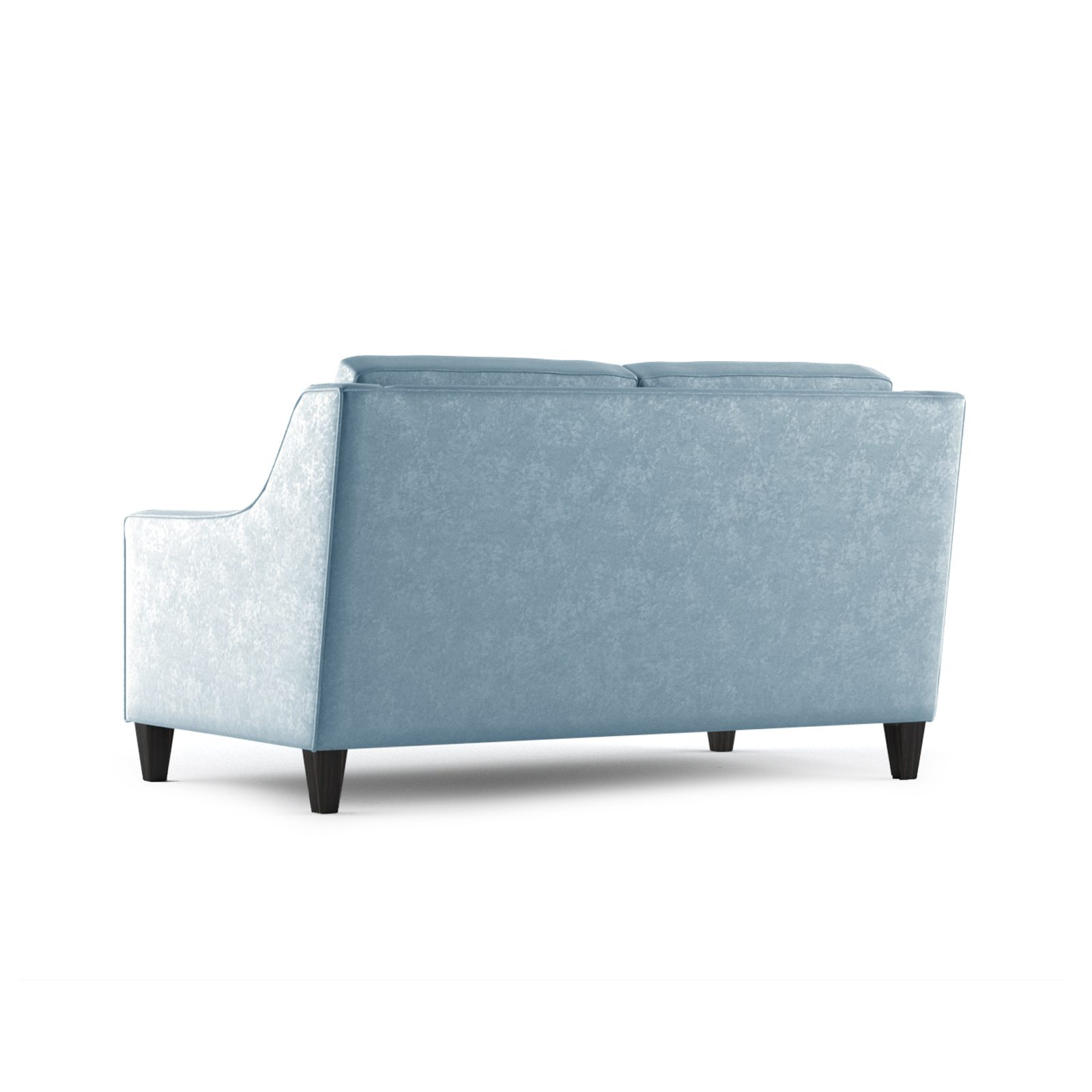 Fitzgerald Two Seater Sofa by Bonham & Bonham Sky 06