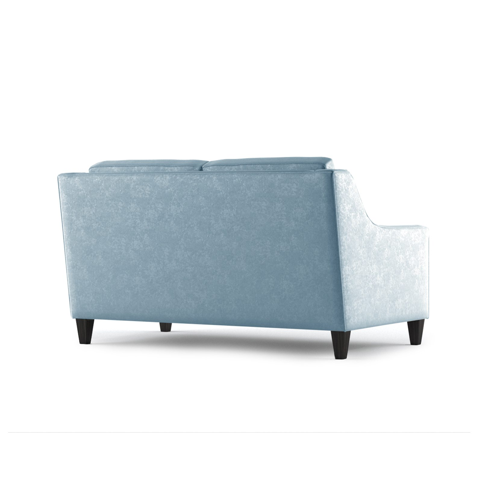 Fitzgerald Two Seater Sofa by Bonham & Bonham Sky 08