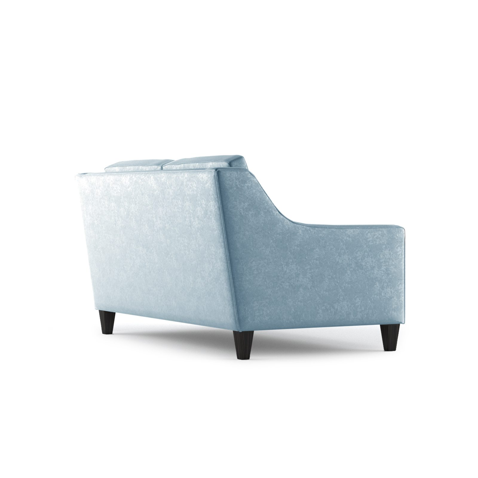 Fitzgerald Two Seater Sofa by Bonham & Bonham Sky 09