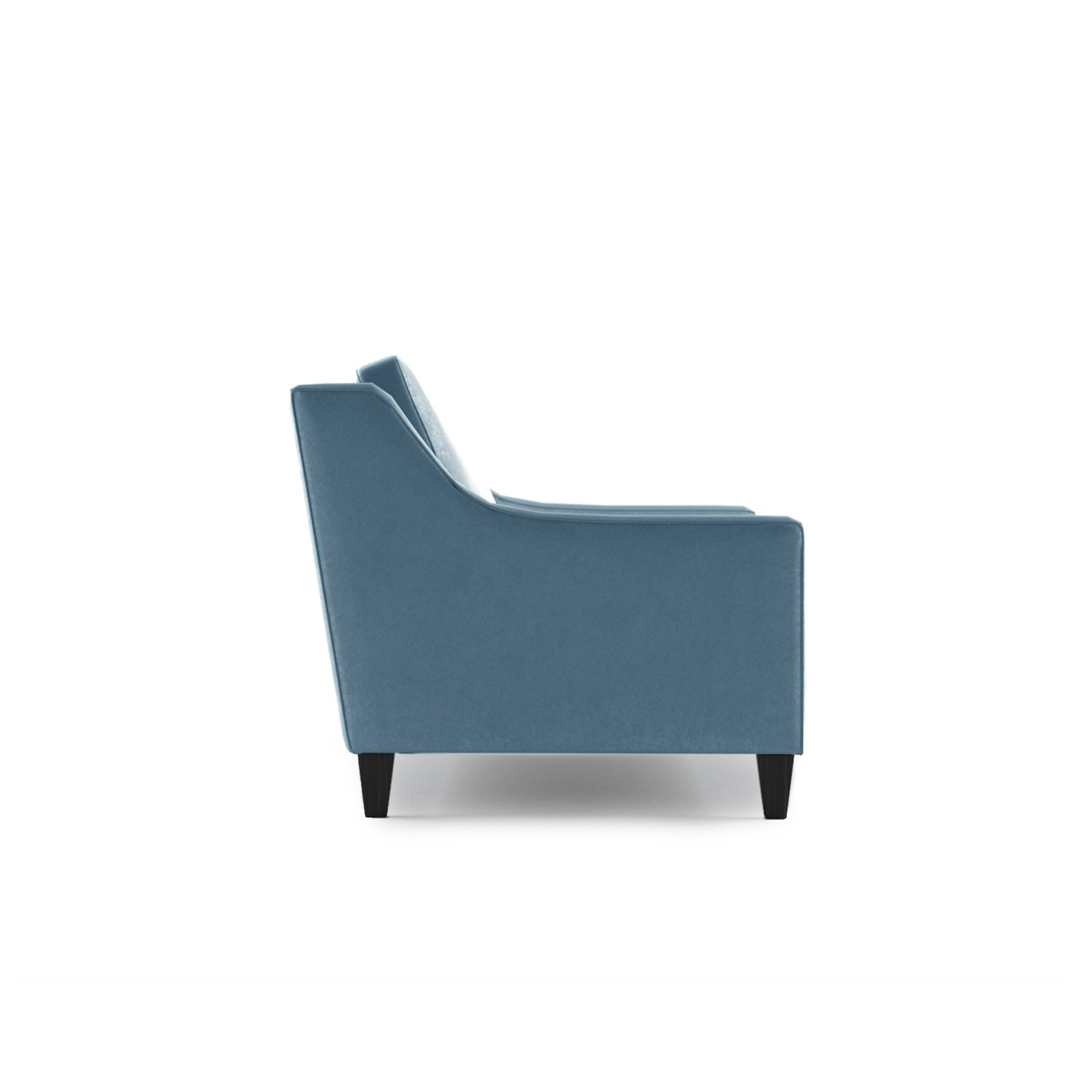 Fitzgerald Two Seater Sofa by Bonham & Bonham Sky 10