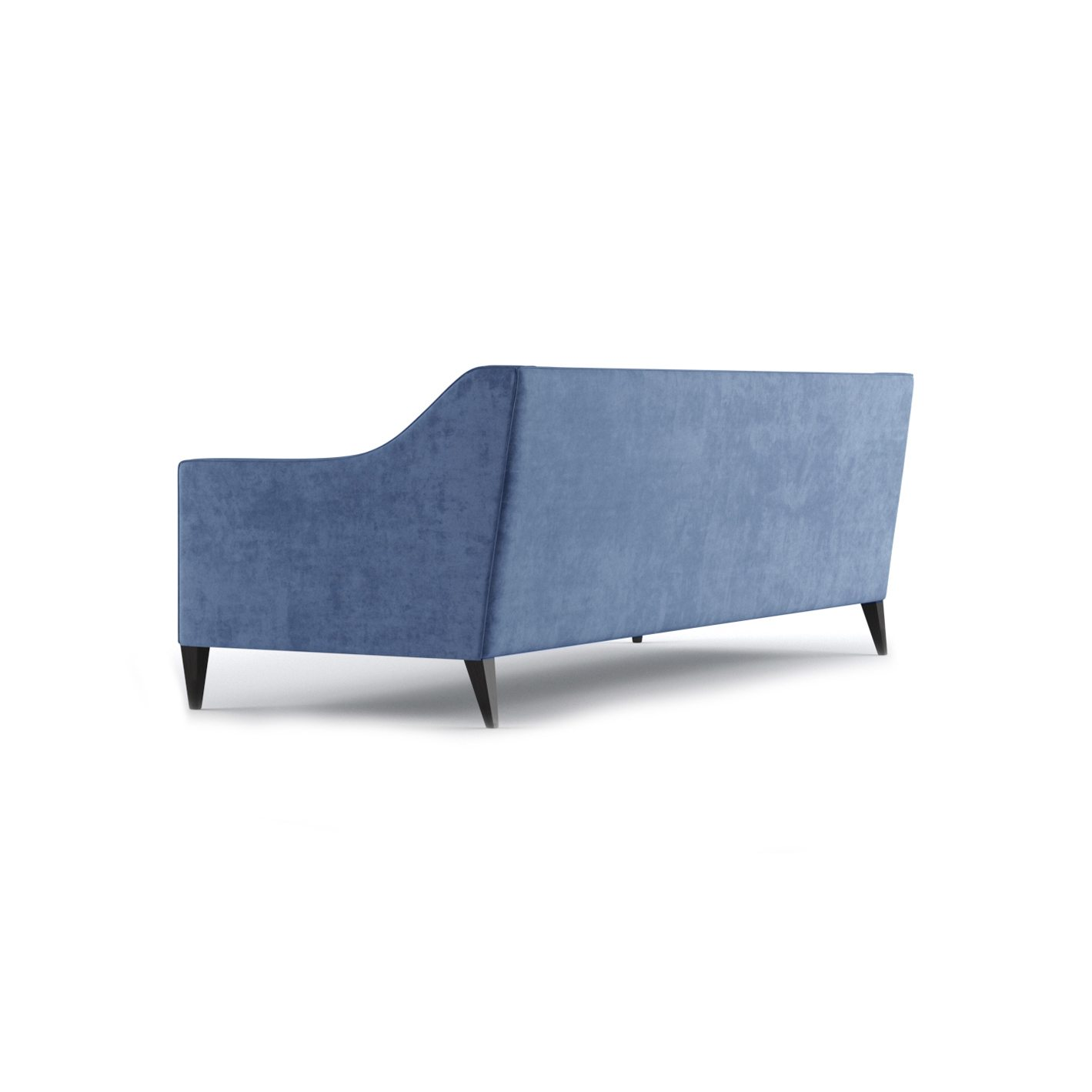 Hartman Three and a Half Seater Sofa by Bonham & Bonham Pale Blue 05