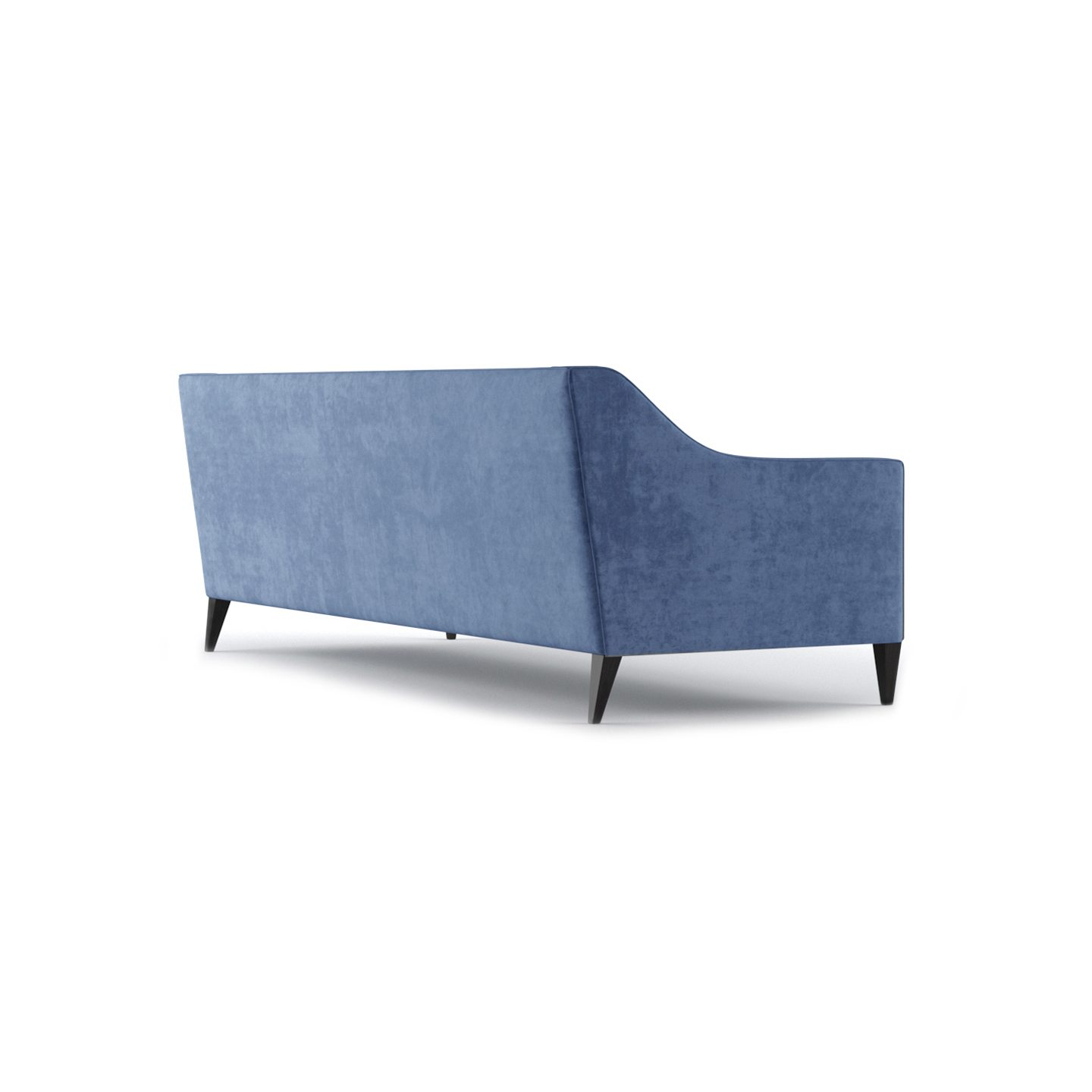 Hartman Three and a Half Seater Sofa by Bonham & Bonham Pale Blue 09
