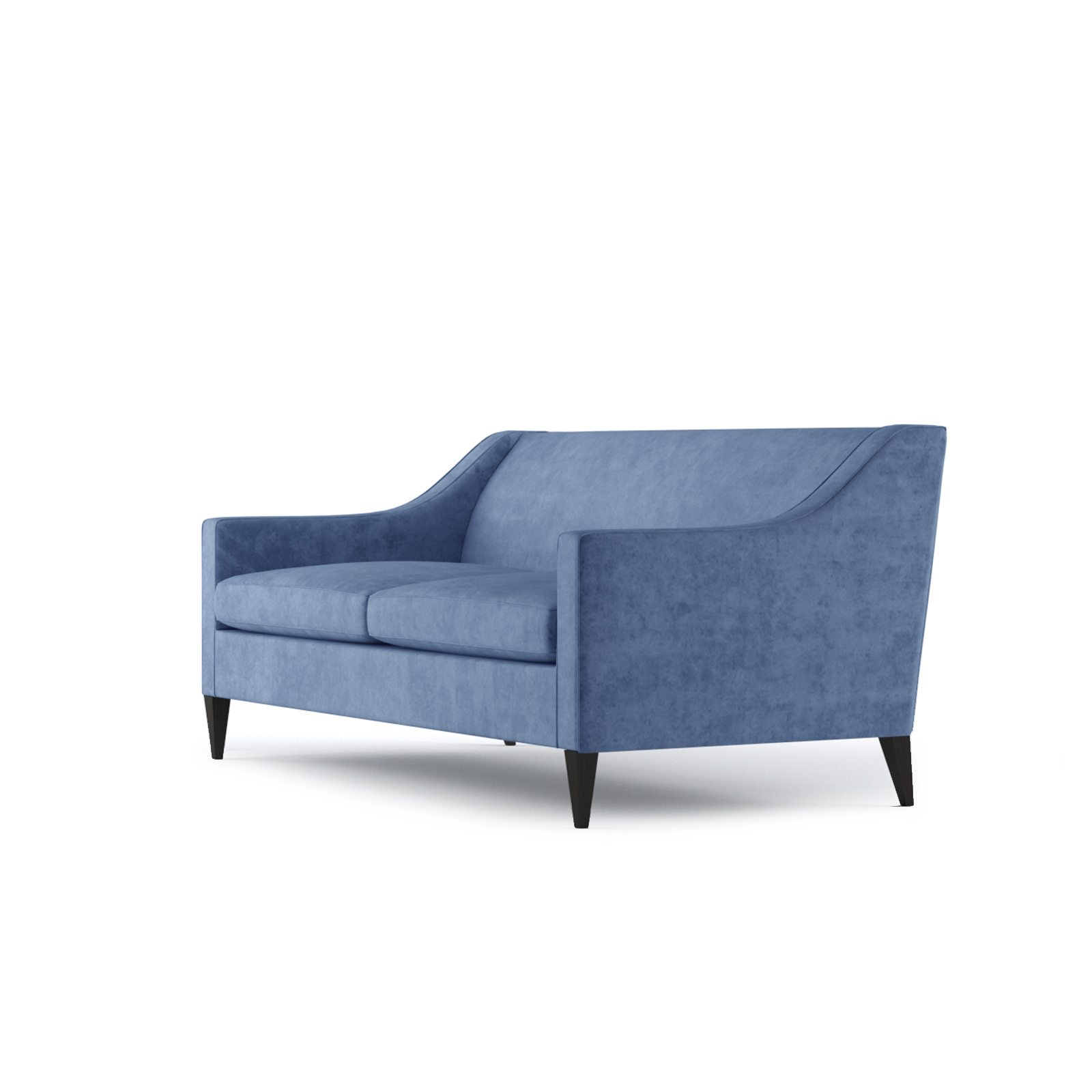 Hartman Two Seater Sofa by Bonham & Bonham Pale Blue 03
