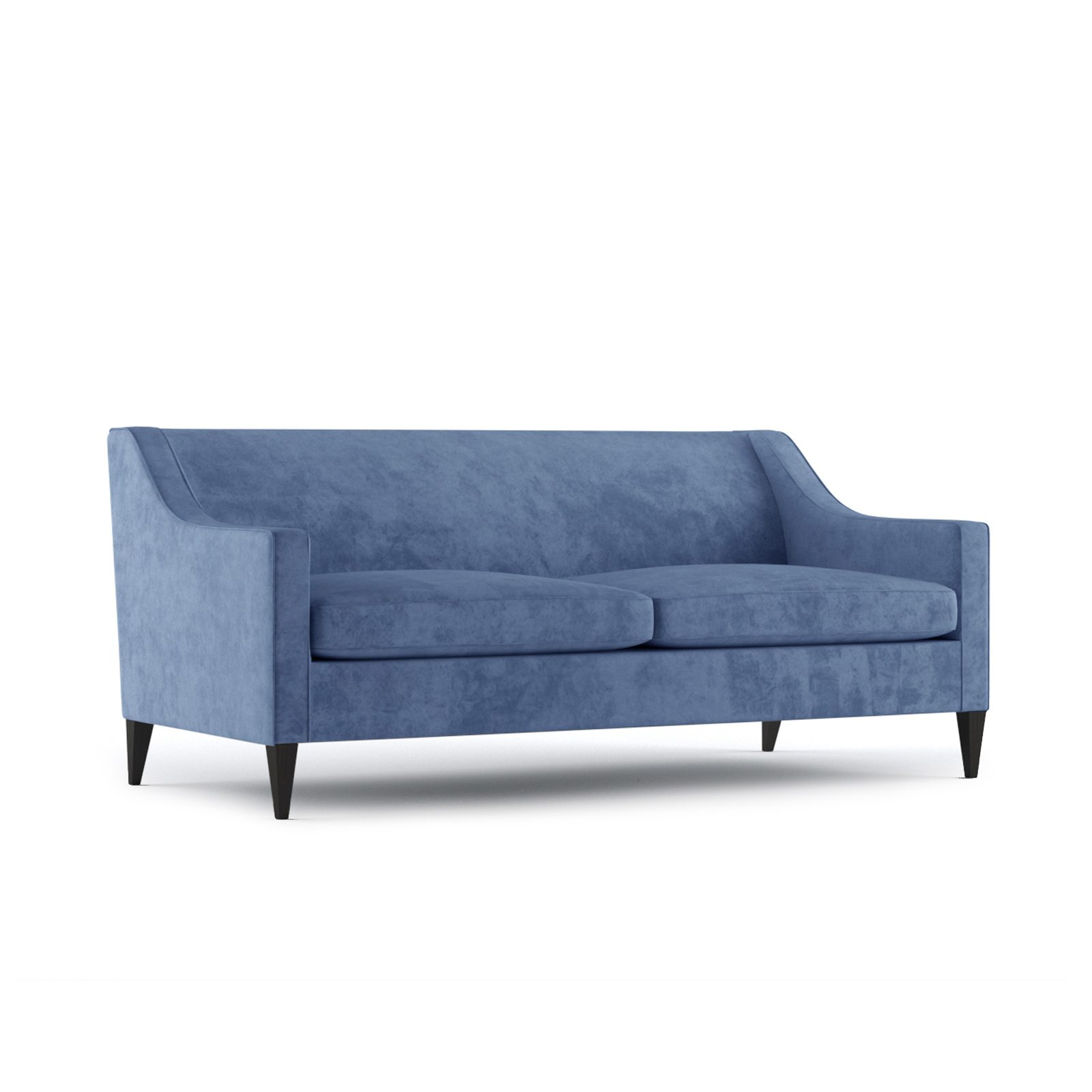 Hartman Two Seater Sofa by Bonham & Bonham Pale Blue 12