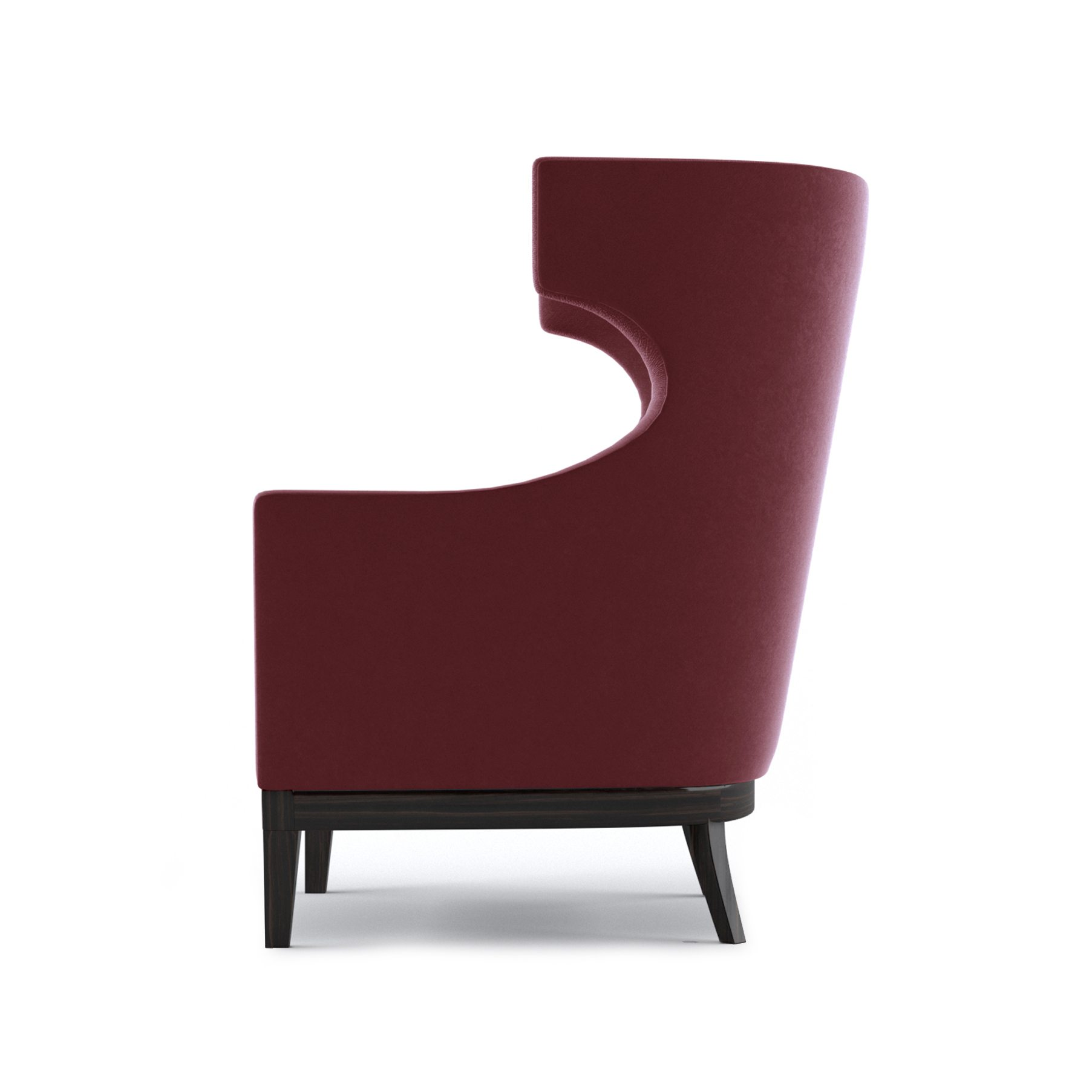 Kington Occasional Chair by Bonham & Bonham Rouge 04