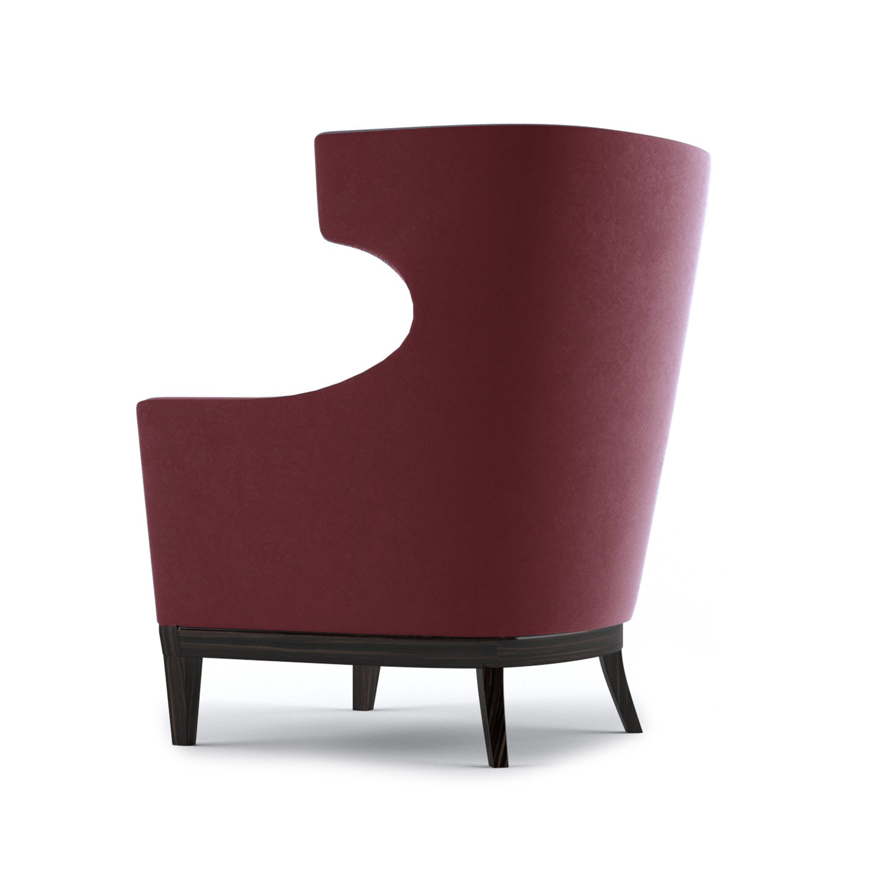 Kington Occasional Chair by Bonham & Bonham Rouge 05