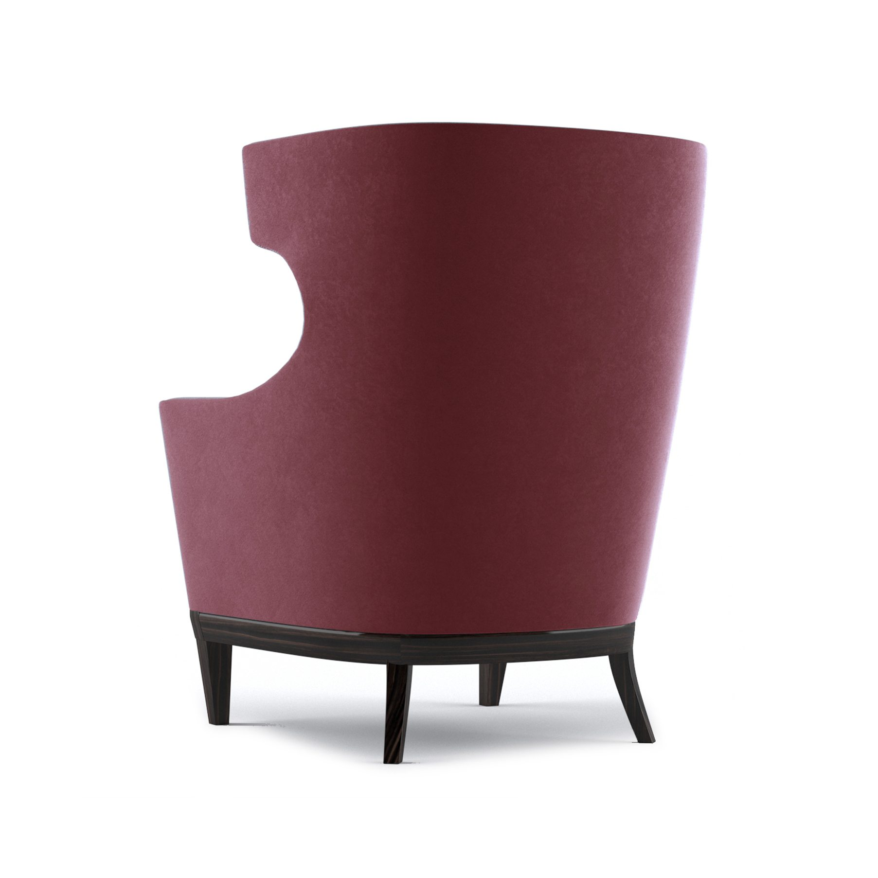 Kington Occasional Chair by Bonham & Bonham Rouge 06