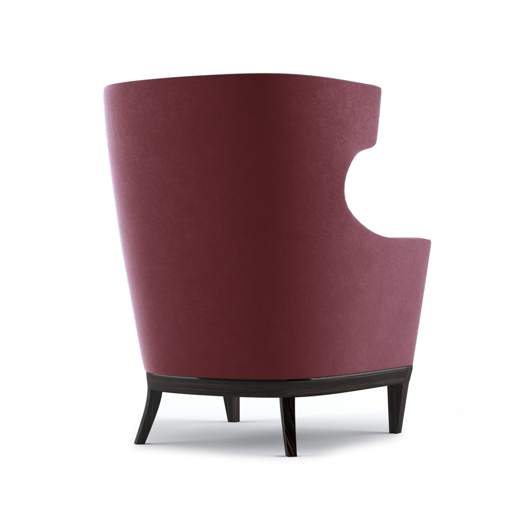 Kington Occasional Chair by Bonham & Bonham Rouge 08