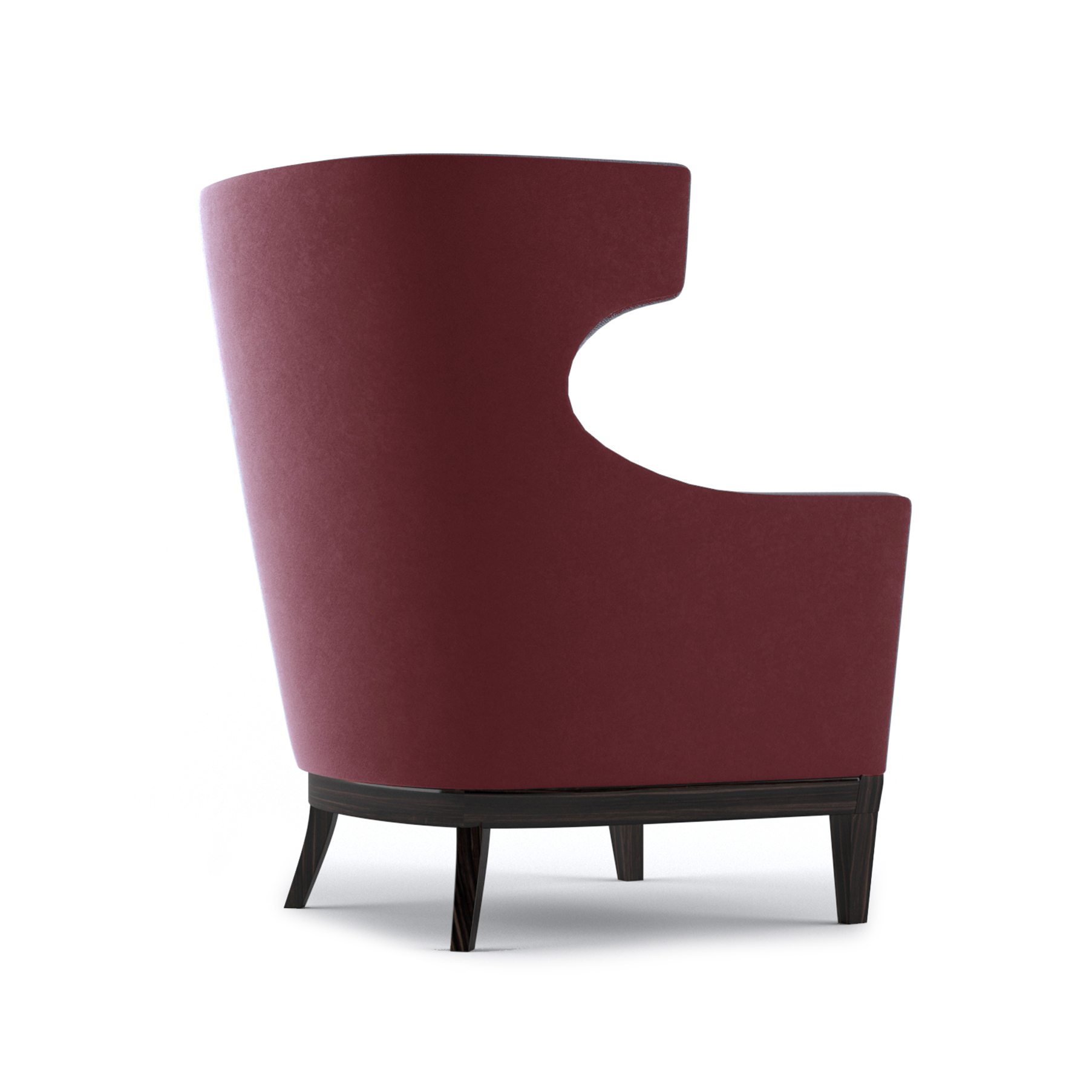 Kington Occasional Chair by Bonham & Bonham Rouge 09