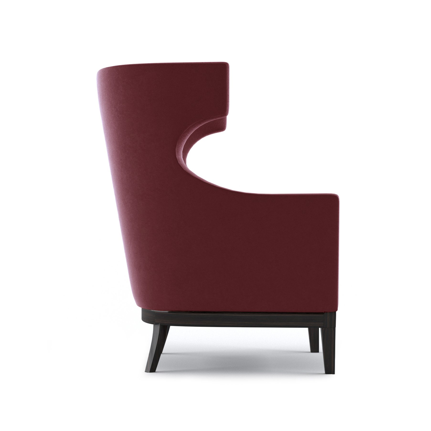 Kington Occasional Chair by Bonham & Bonham Rouge 10Kington Occasional Chair by Bonham & Bonham Rouge 10Kington Occasional Chair by Bonham & Bonham Rouge 10
