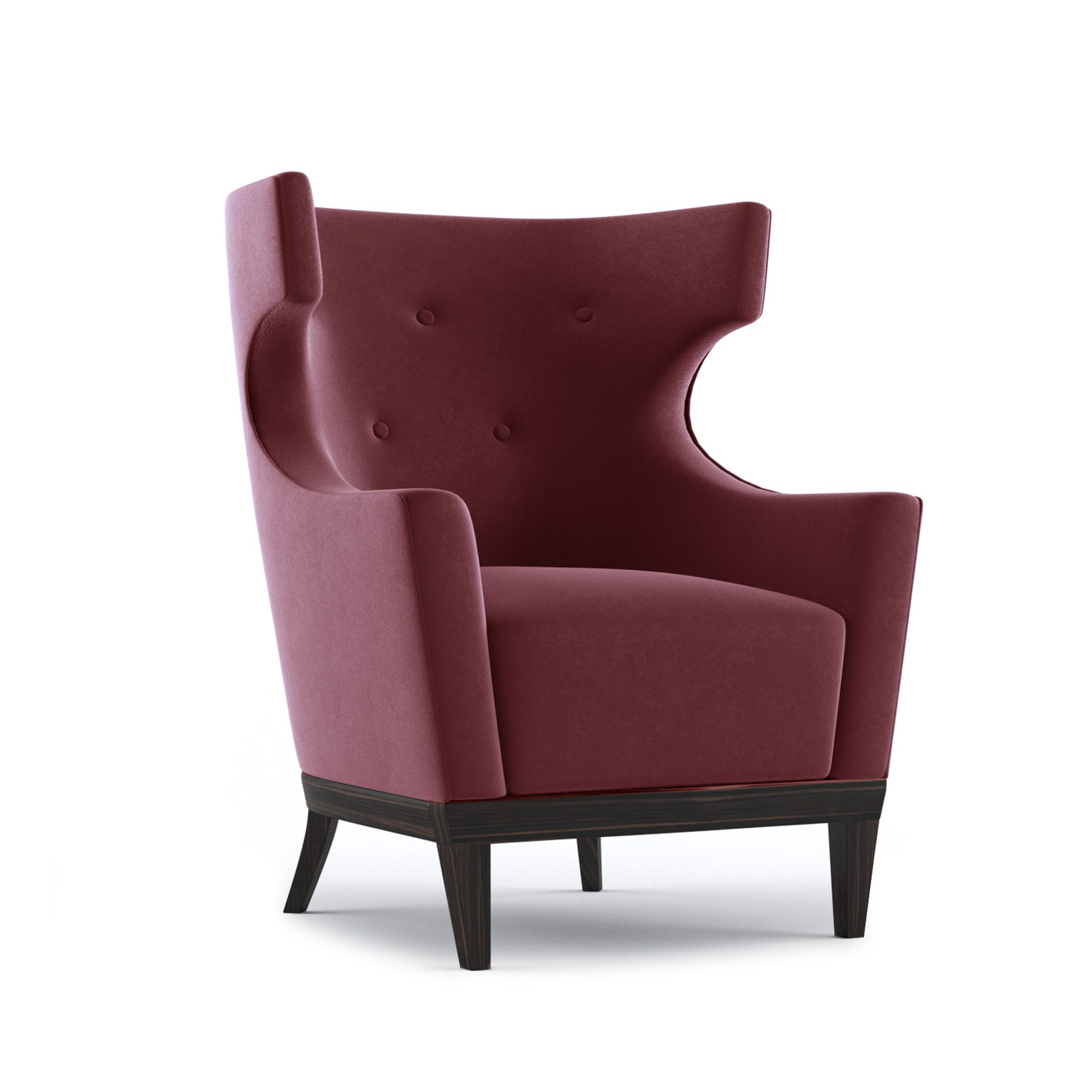 Kington Occasional Chair by Bonham & Bonham Rouge 11