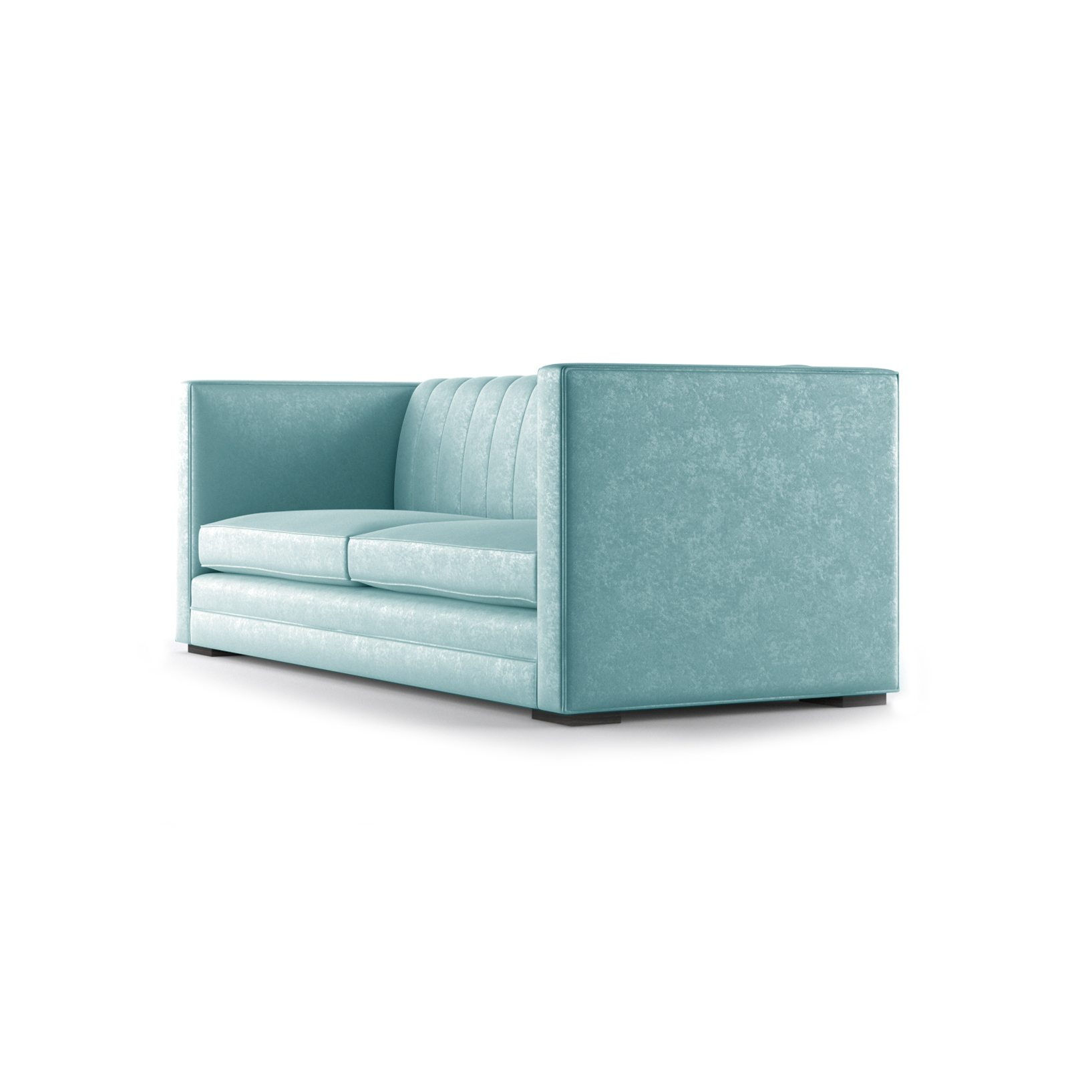 Laine Three and a Half Seater Sofa by Bonham & Bonham Duck Egg 03