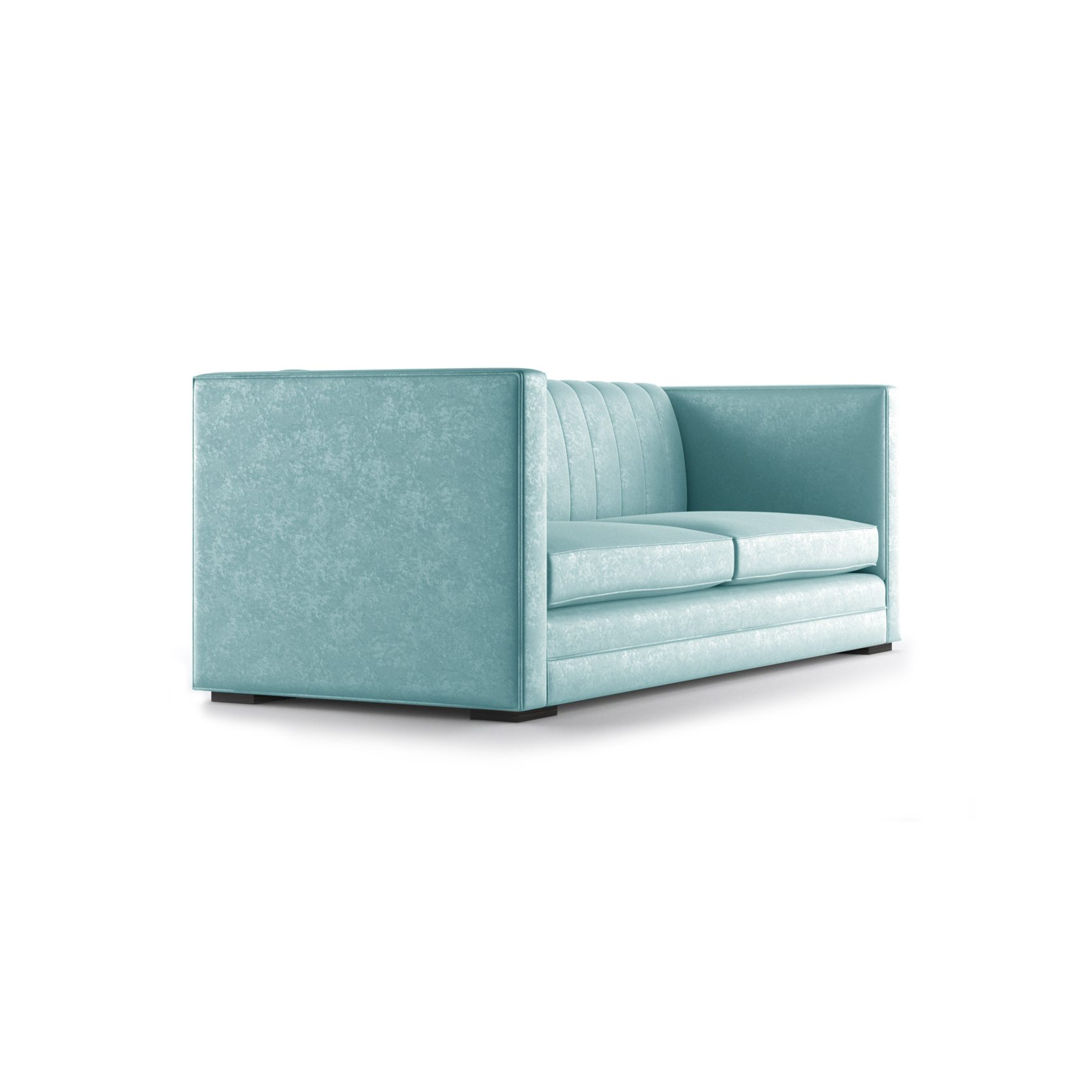 Laine Three and a Half Seater Sofa by Bonham & Bonham Duck Egg 11