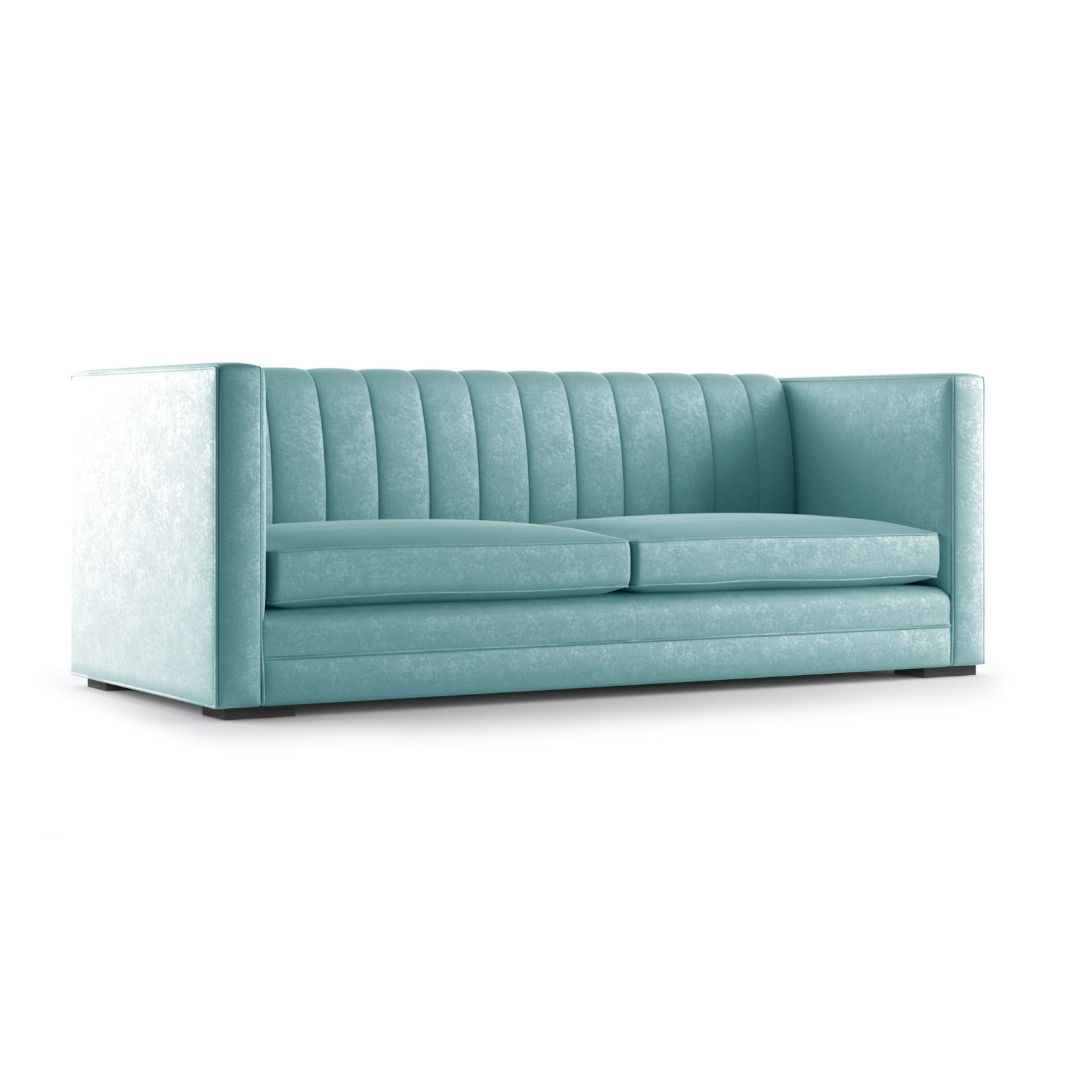 Laine Three and a Half Seater Sofa by Bonham & Bonham Duck Egg 12