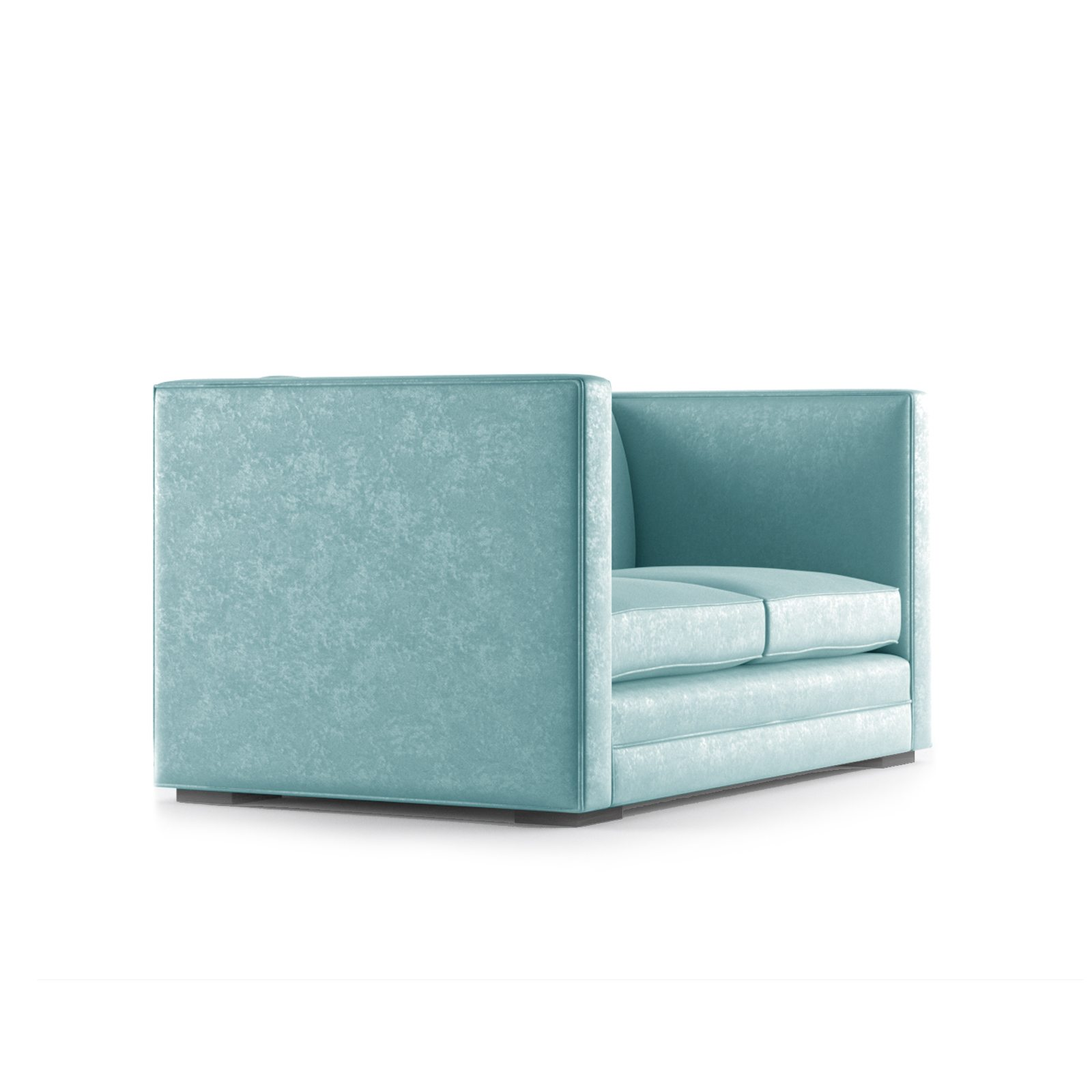 Laine Two Seater Sofa by Bonham & Bonham Duck Egg 11