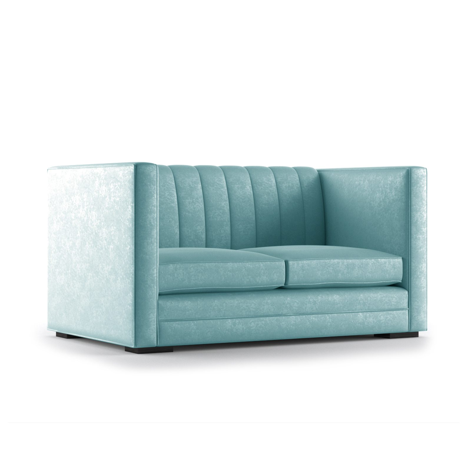 Laine Two Seater Sofa by Bonham & Bonham Duck Egg 12