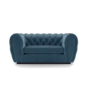 Olivier Two Seater Sofa by Bonham & Bonham