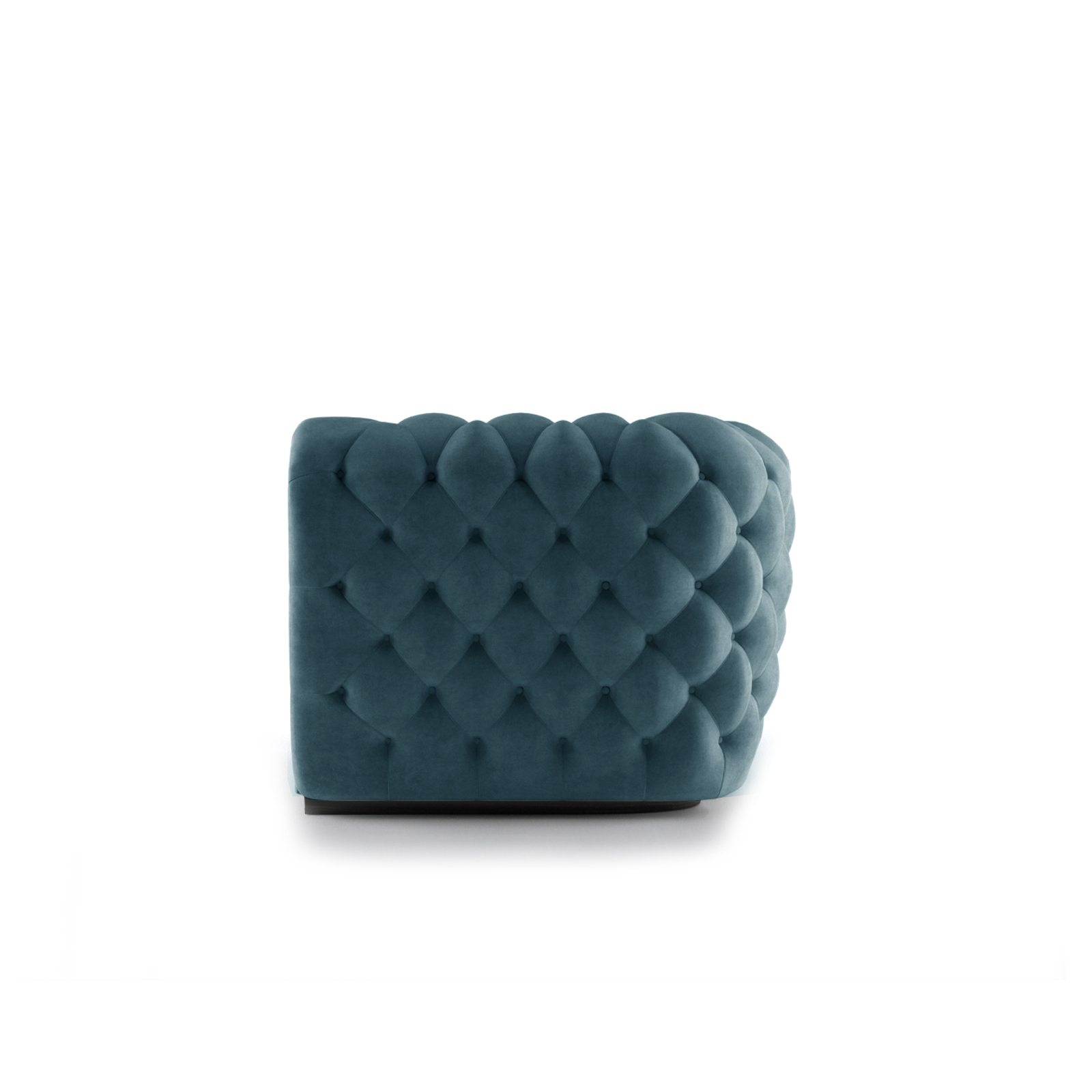 Olivier Two Seater Sofa by Bonham & Bonham Teal 04