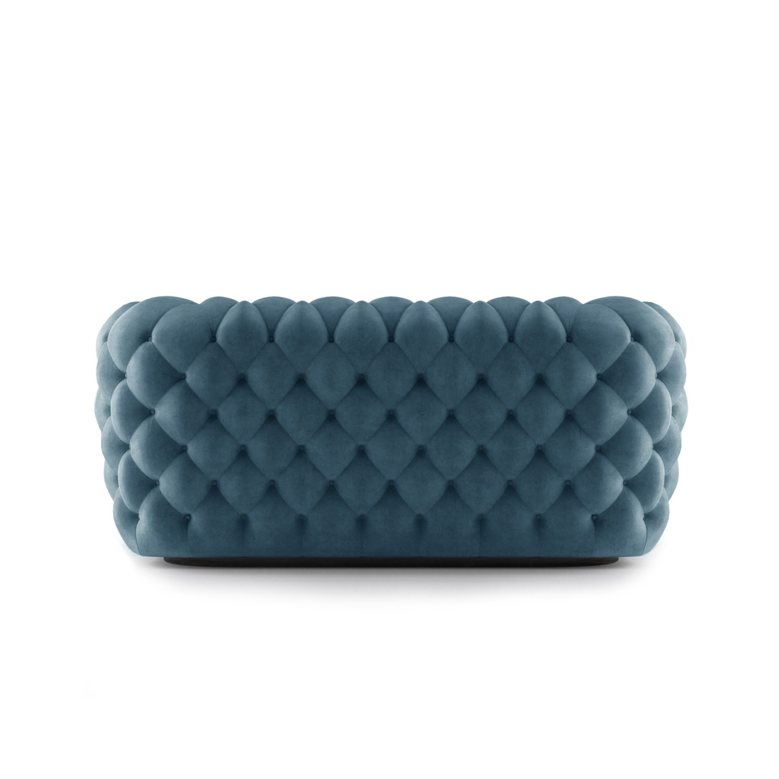Olivier Two Seater Sofa by Bonham & Bonham Teal 07