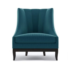 Raleigh Lounge Chair by Bonham & Bonham