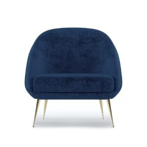 Selby Lounge Chair by Bonham & Bonham