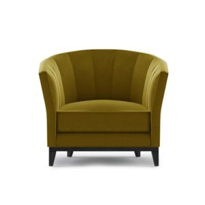 Simone Lounge Chair by Bonham & Bonham