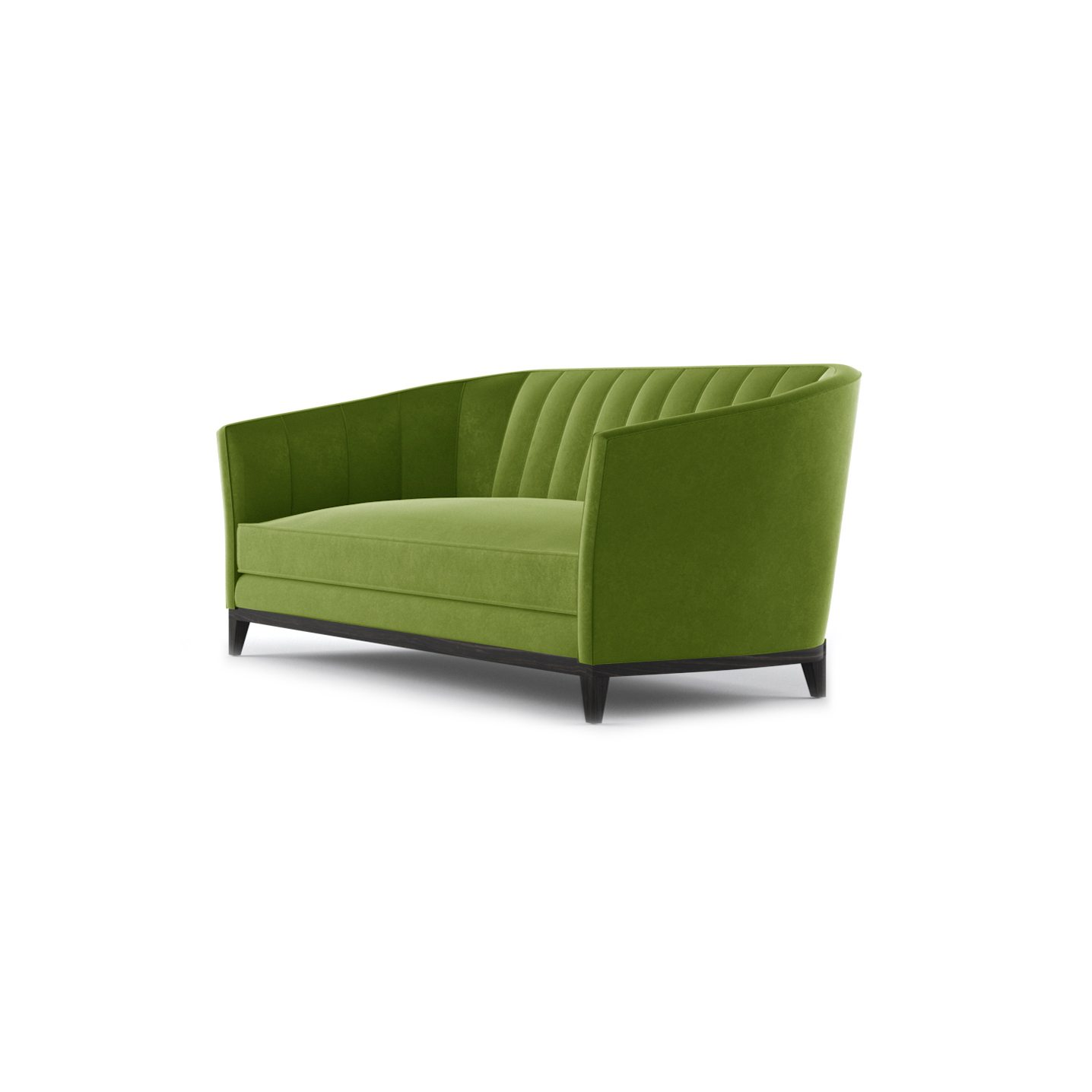 Simone Three and a Half Seater Sofa by Bonham & Bonham Forest 02