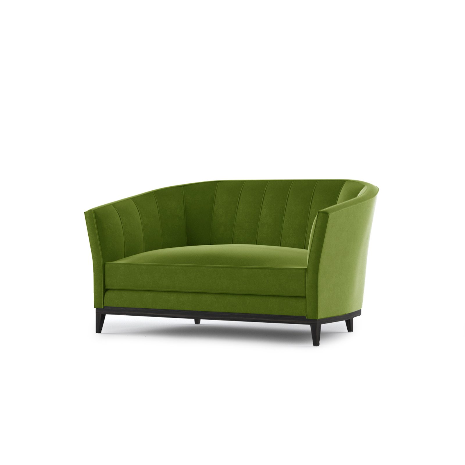 Simone Two Seater Sofa by Bonham & Bonham Forest 02