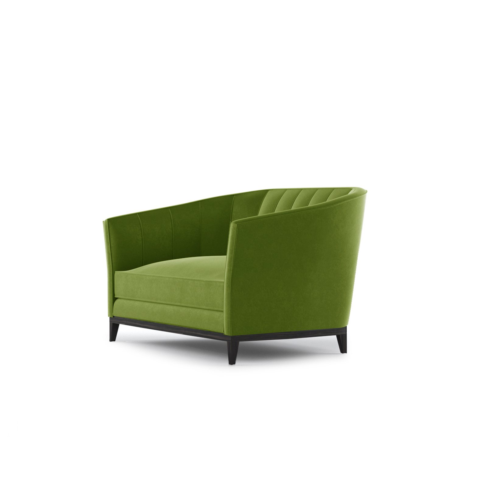 Simone Two Seater Sofa by Bonham & Bonham Forest 03