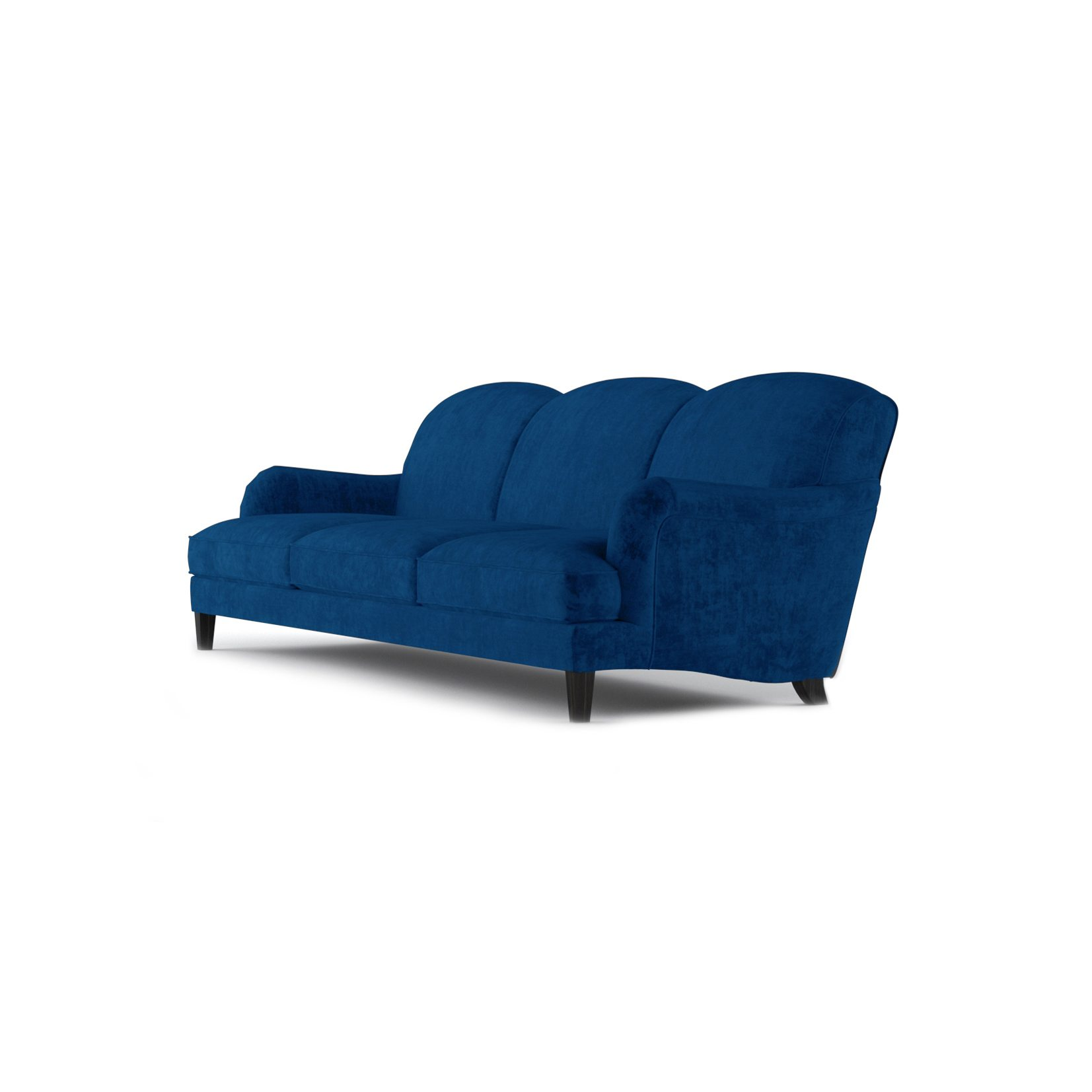 Windsor Three and a Half Seater Sofa by Bonham & Bonham Blue 03