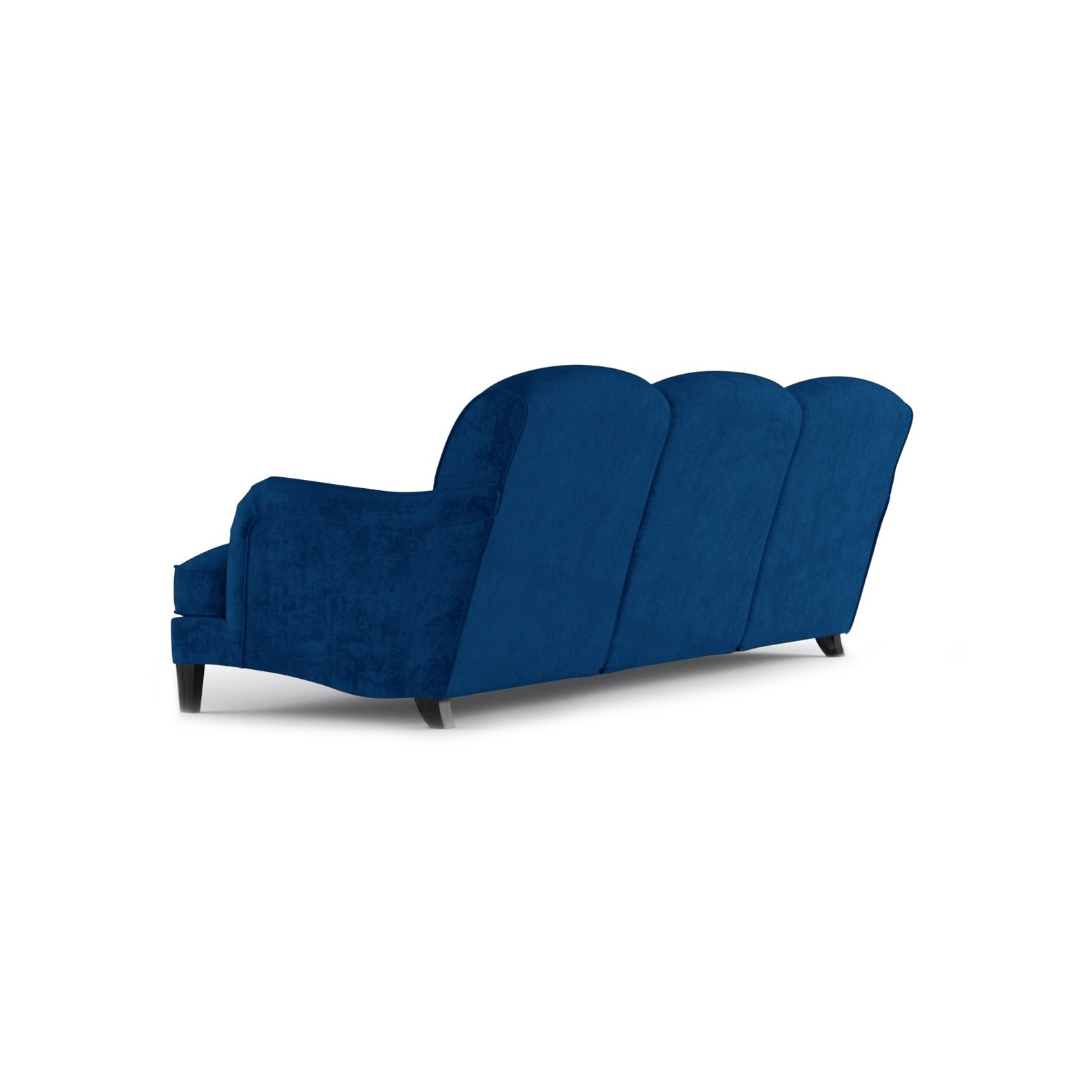 Windsor Three and a Half Seater Sofa by Bonham & Bonham Blue 05
