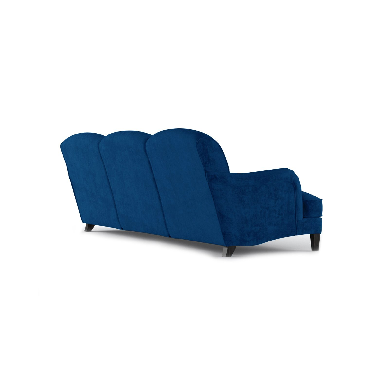 Windsor Three and a Half Seater Sofa by Bonham & Bonham Blue 09