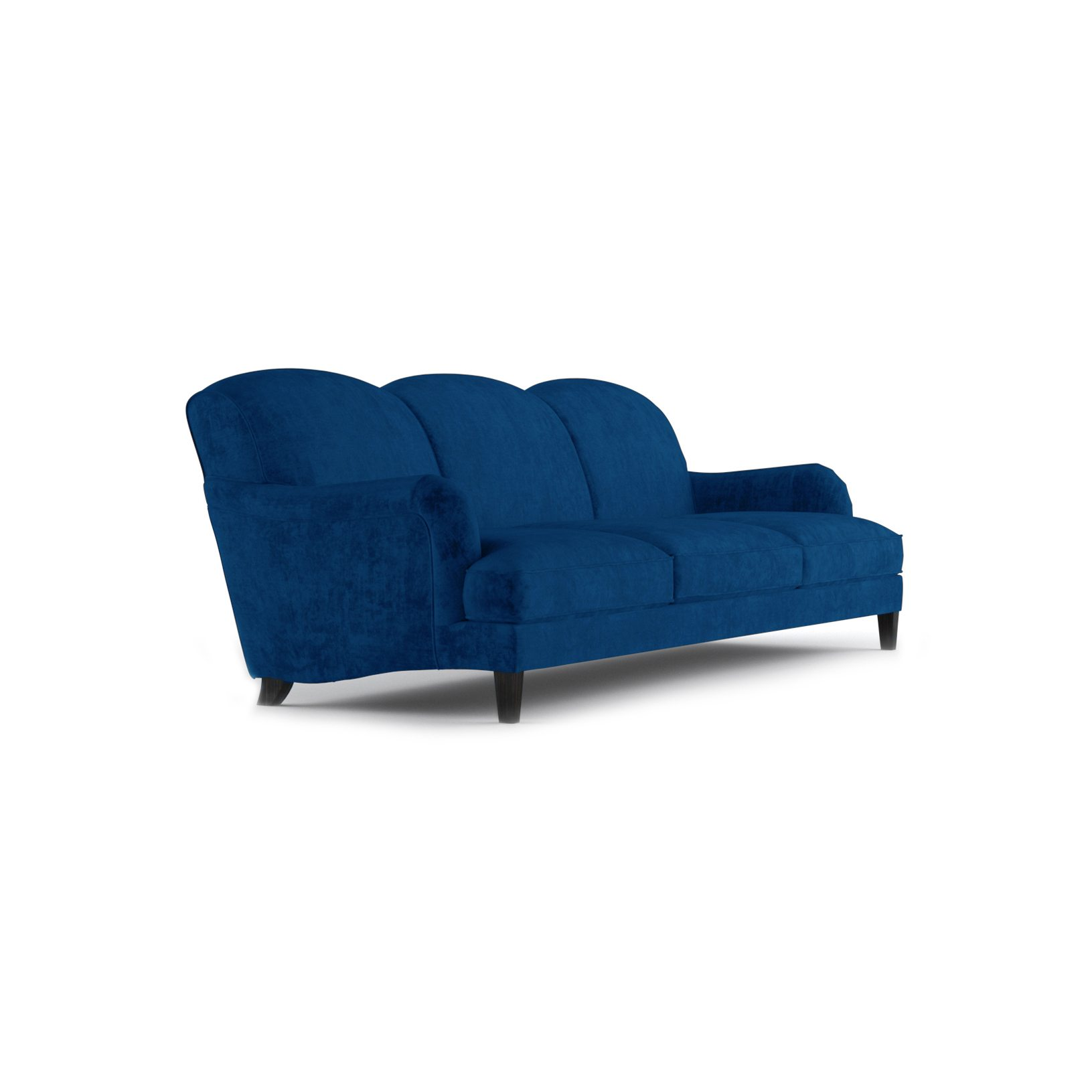 Windsor Three and a Half Seater Sofa by Bonham & Bonham Blue 11