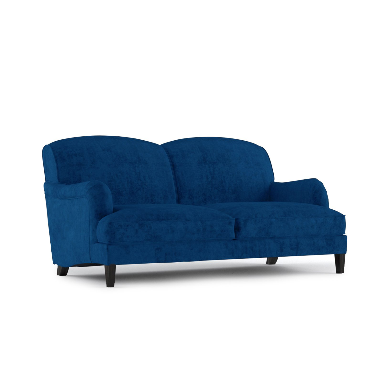 Windsor Two Seater Sofa by Bonham & Bonham Blue 02