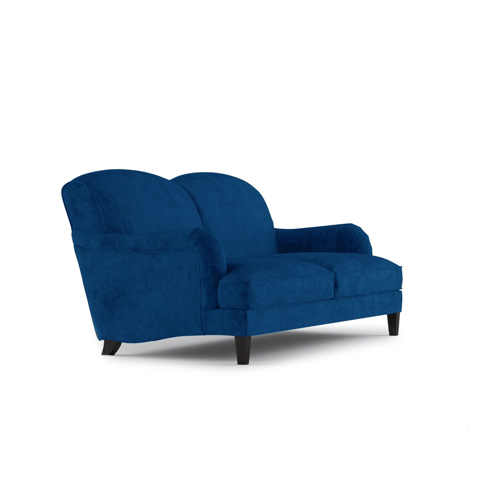 Windsor Two Seater Sofa by Bonham & Bonham Blue 03