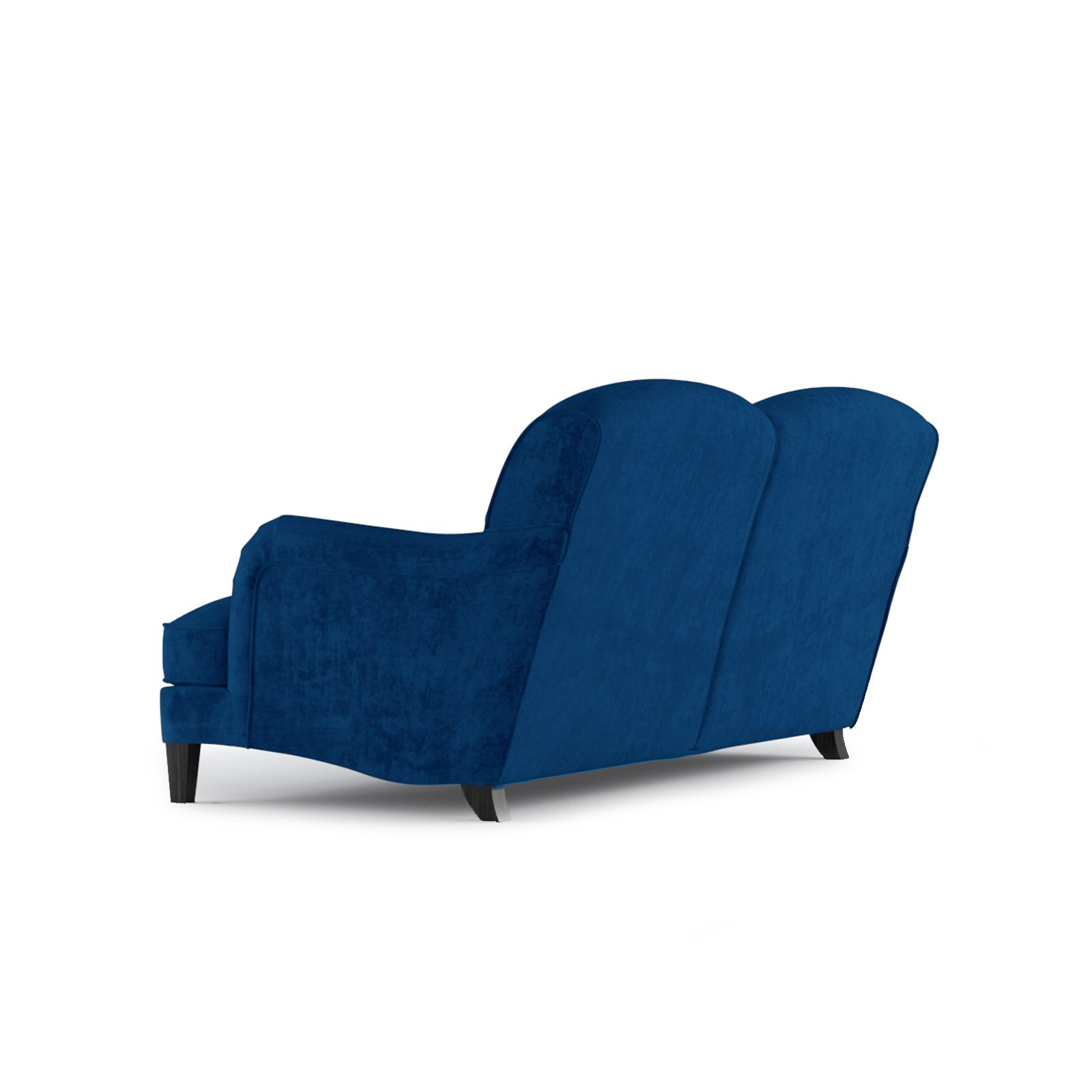 Windsor Two Seater Sofa by Bonham & Bonham Blue 09