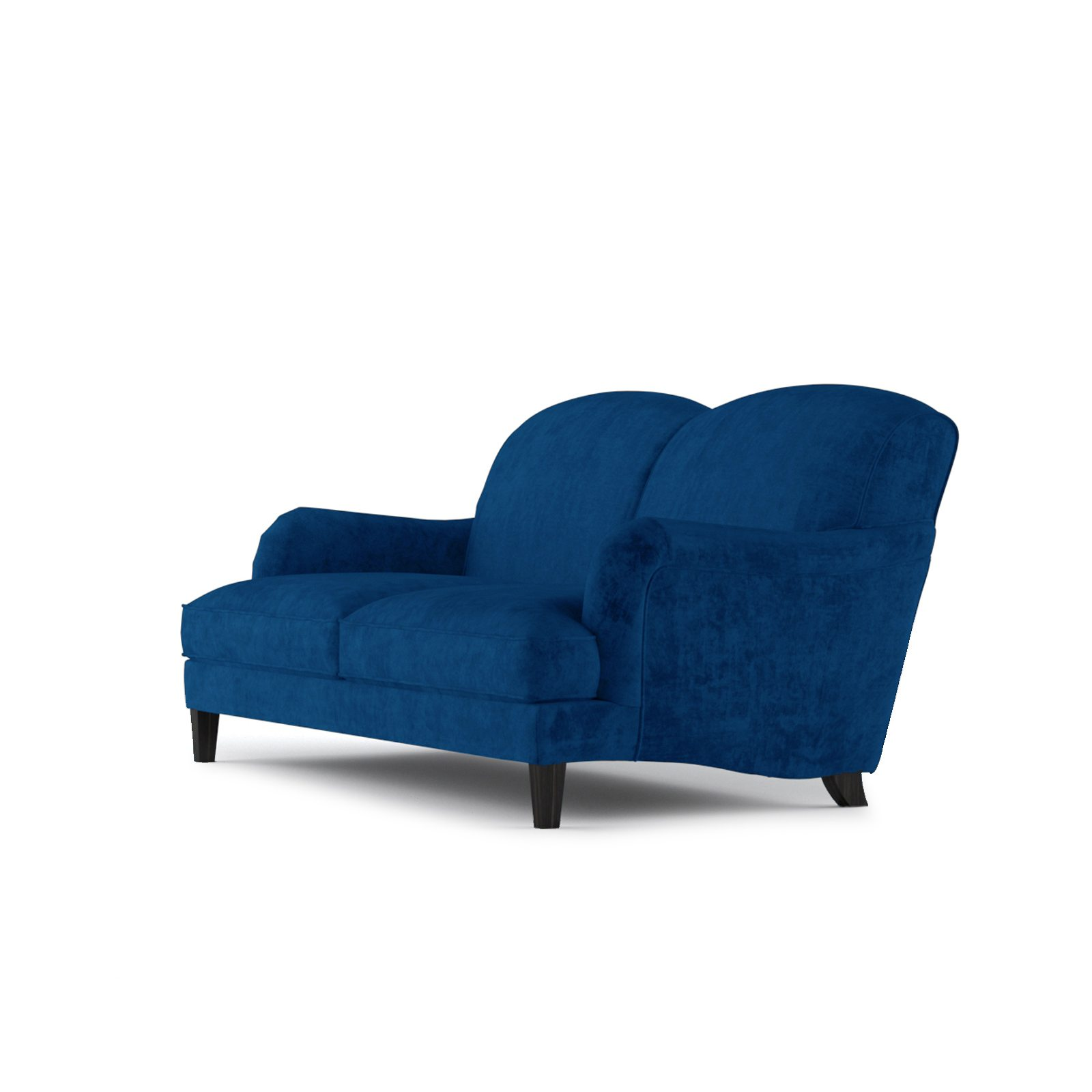 Windsor Two Seater Sofa by Bonham & Bonham Blue 11